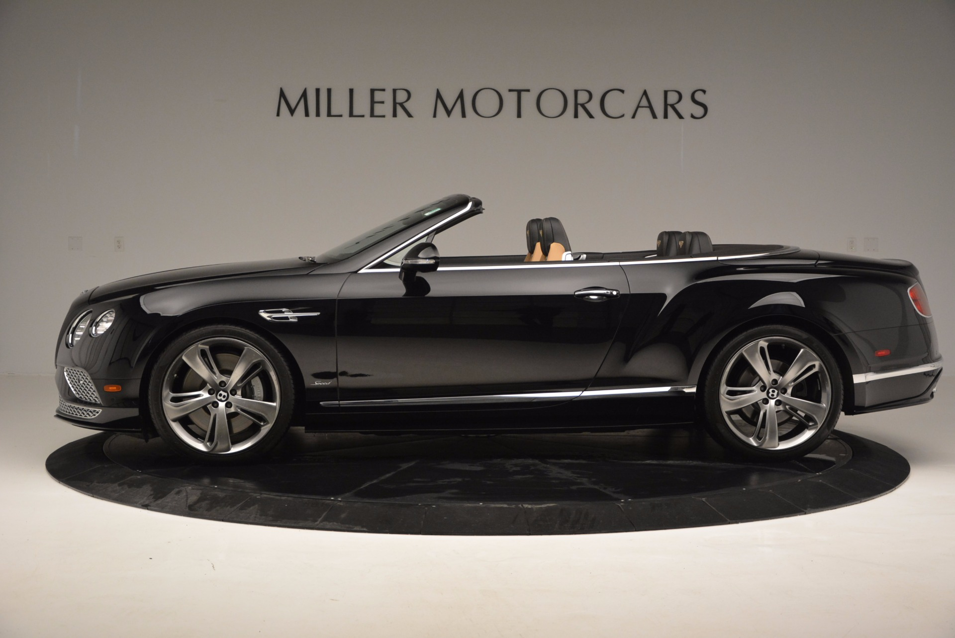 Used 2016 Bentley Continental GT Speed Convertible  For Sale In Westport, CT 741_p3