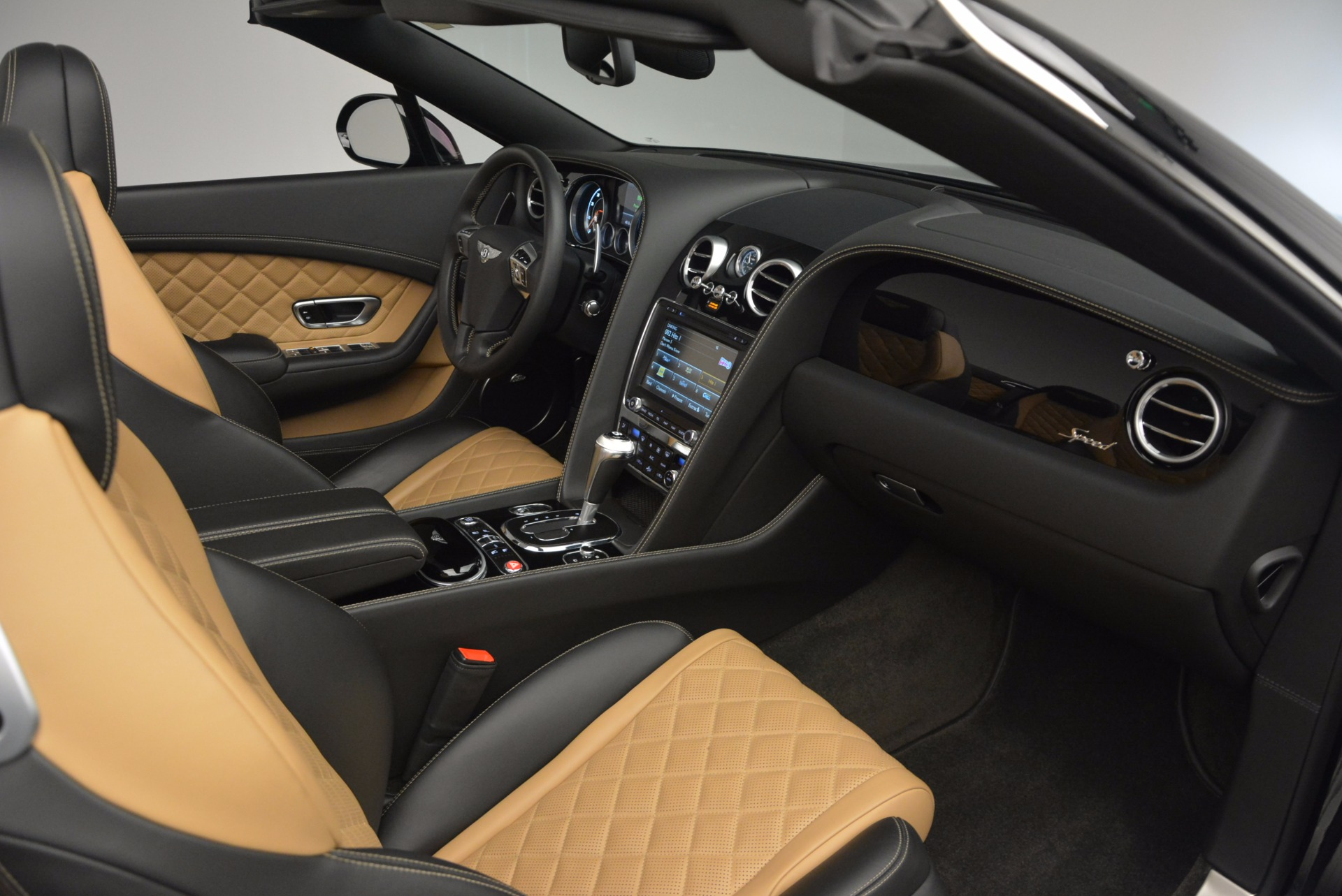 Used 2016 Bentley Continental GT Speed Convertible  For Sale In Westport, CT 741_p44