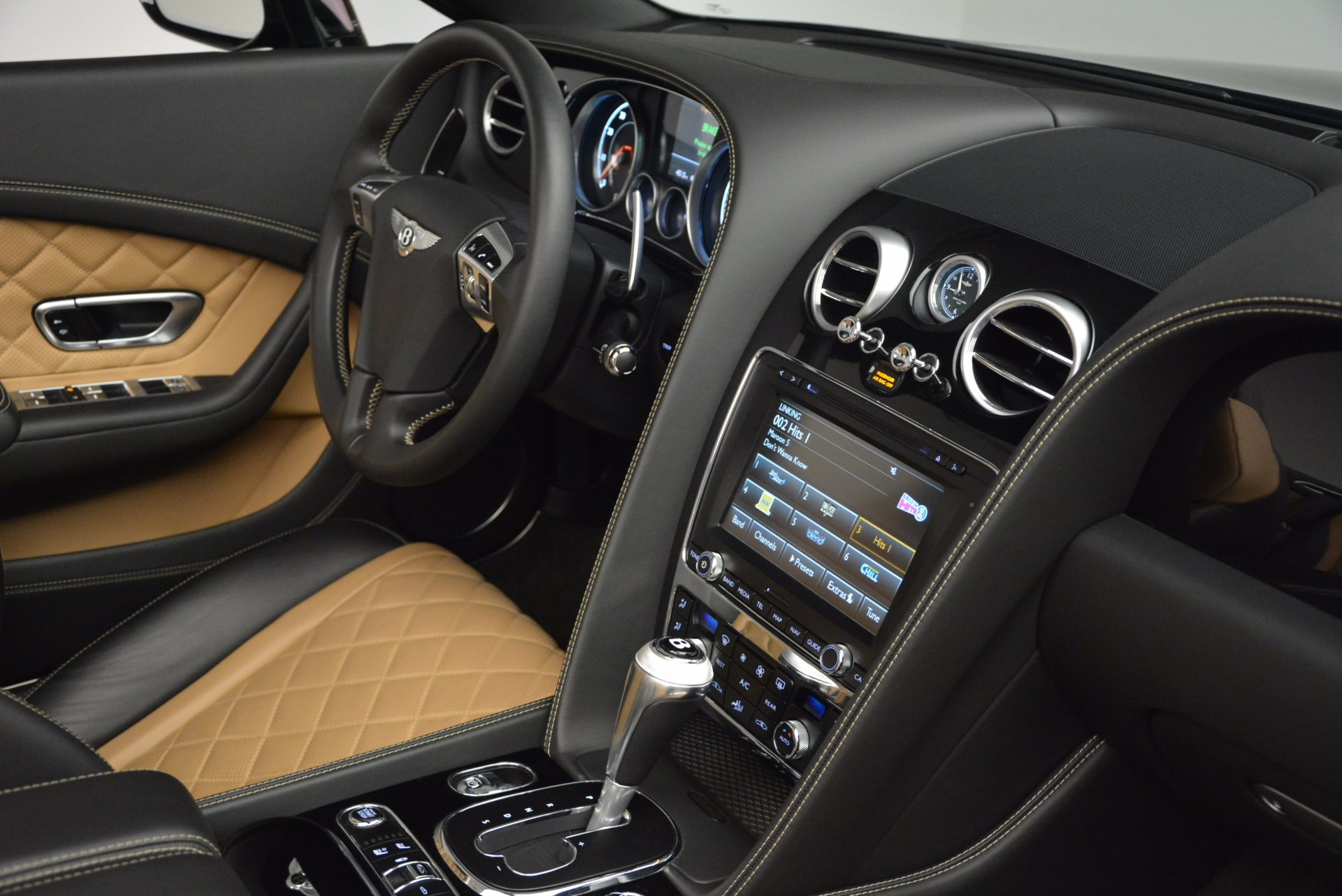 Used 2016 Bentley Continental GT Speed Convertible  For Sale In Westport, CT 741_p45