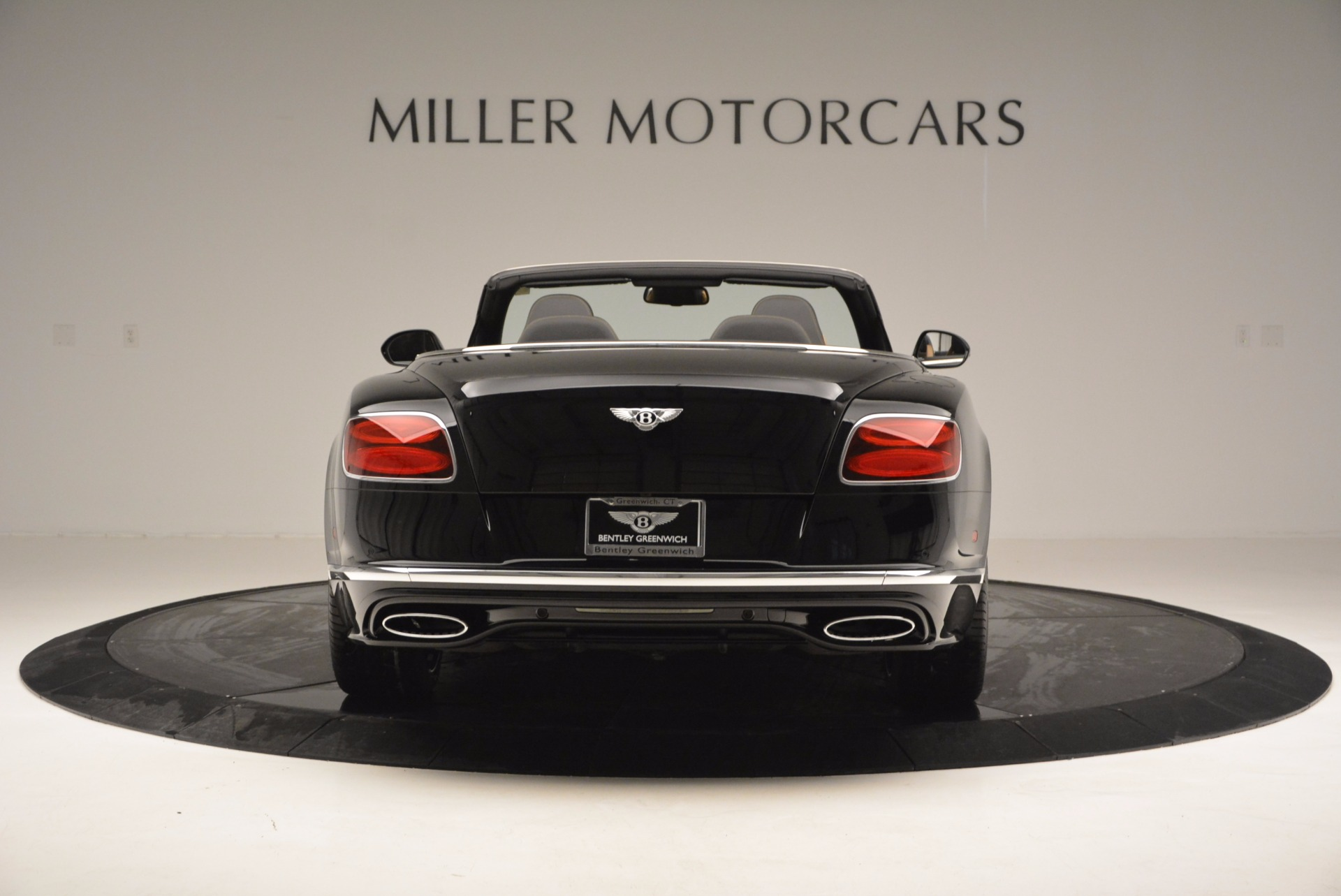 Used 2016 Bentley Continental GT Speed Convertible  For Sale In Westport, CT 741_p6