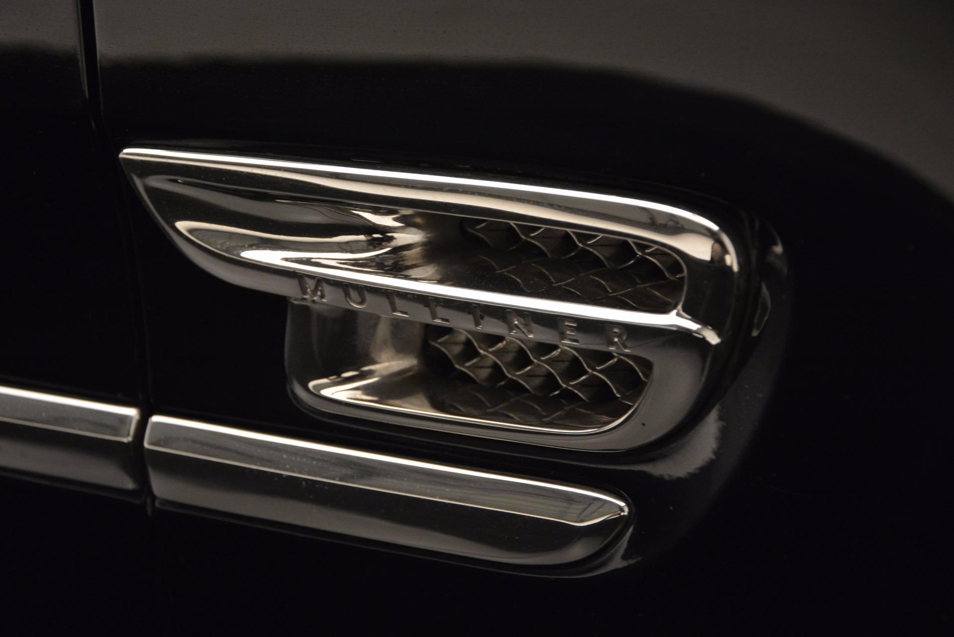 Used 2016 Bentley Mulsanne  For Sale In Westport, CT 742_p15