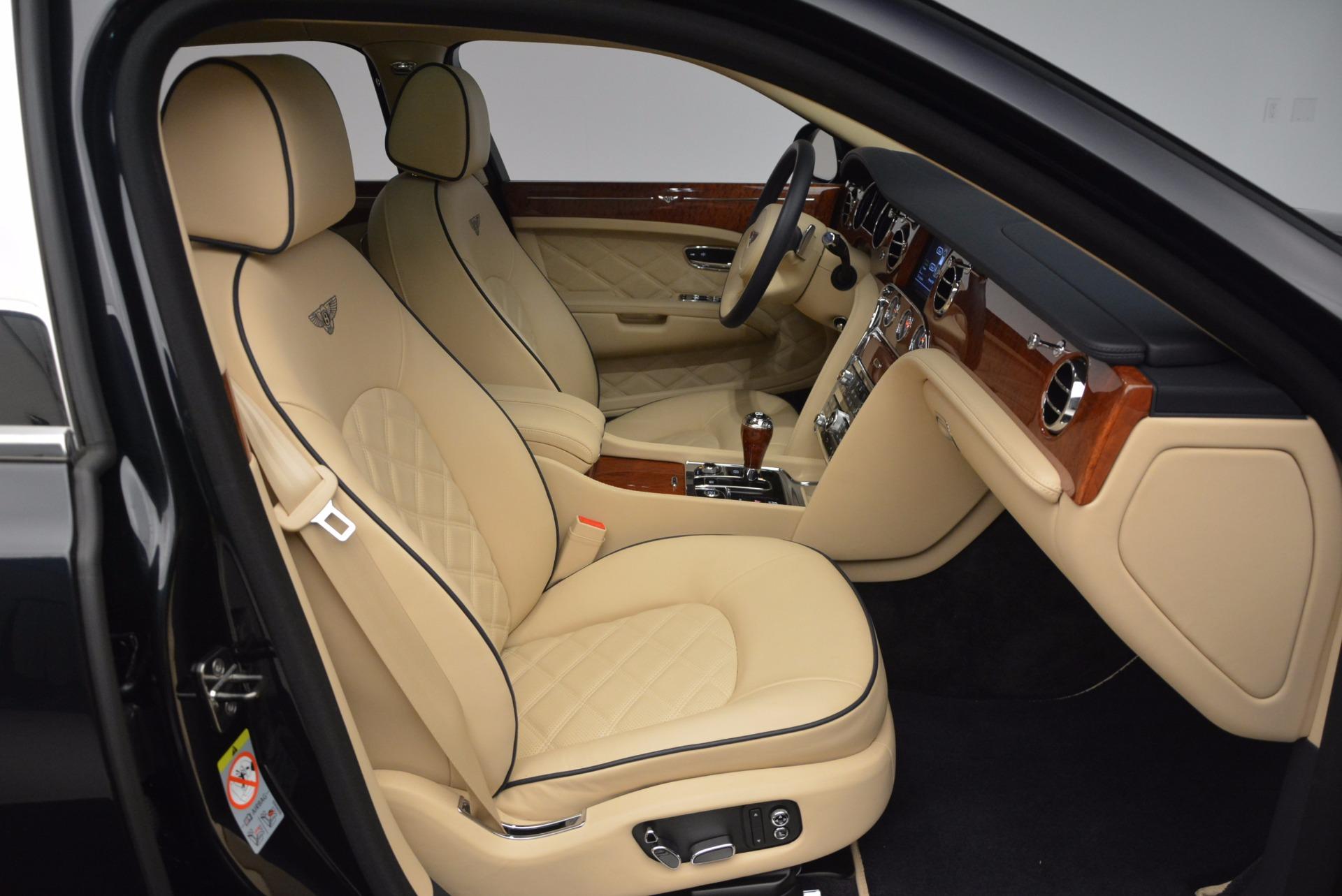 Used 2016 Bentley Mulsanne  For Sale In Westport, CT 742_p30