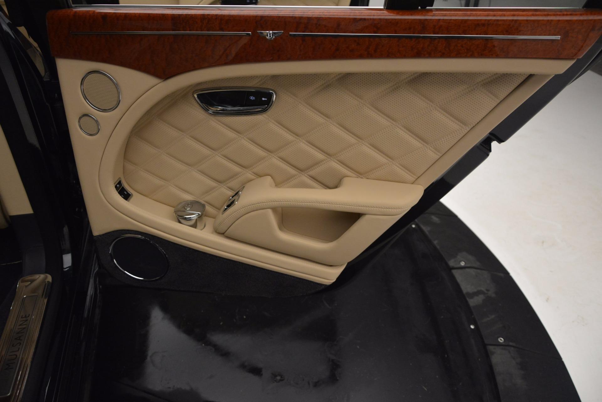 Used 2016 Bentley Mulsanne  For Sale In Westport, CT 742_p33