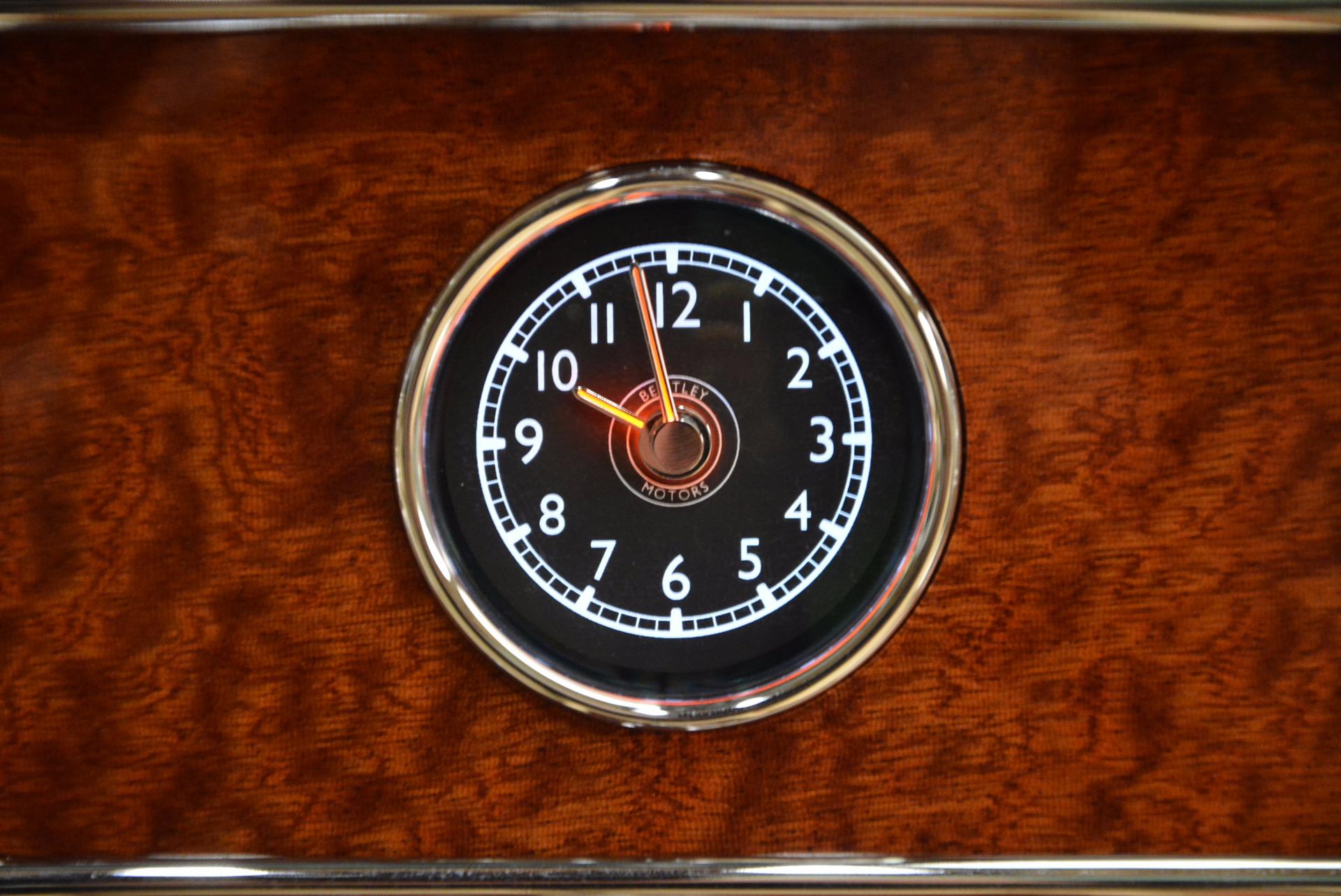 Used 2016 Bentley Mulsanne  For Sale In Westport, CT 742_p40