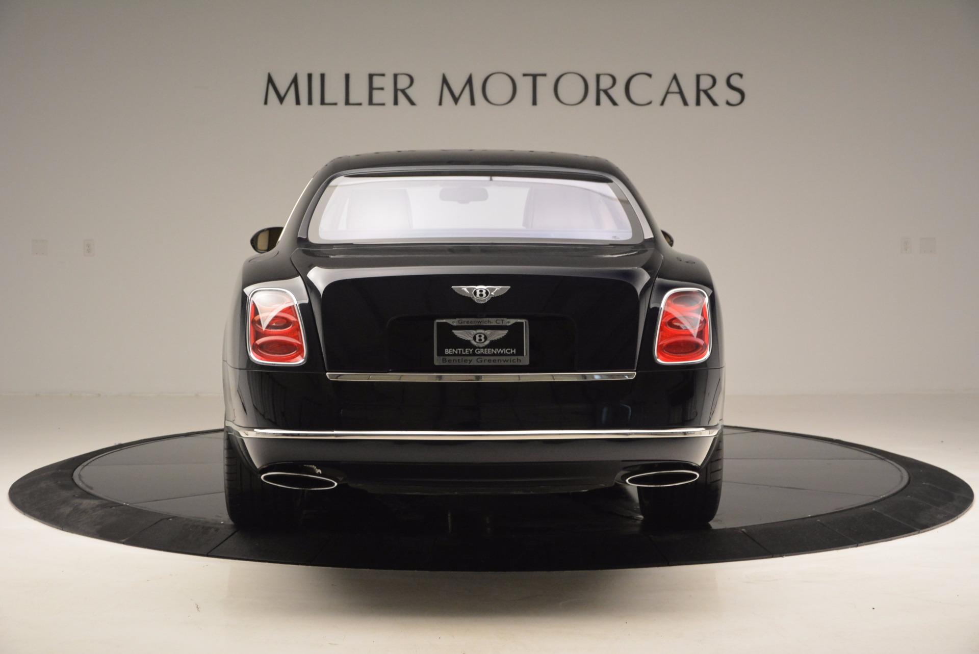 Used 2016 Bentley Mulsanne  For Sale In Westport, CT 742_p5