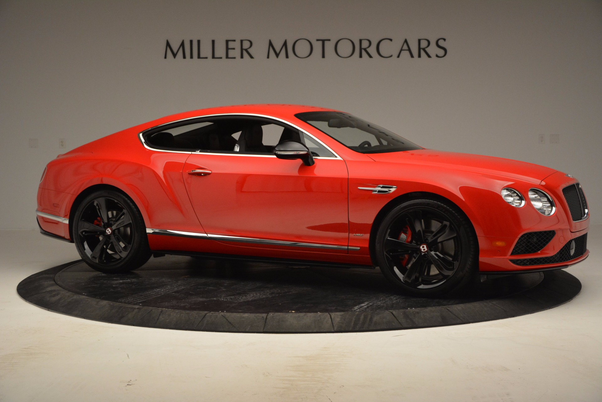 Used 2016 Bentley Continental GT V8 S  For Sale In Westport, CT 743_p10