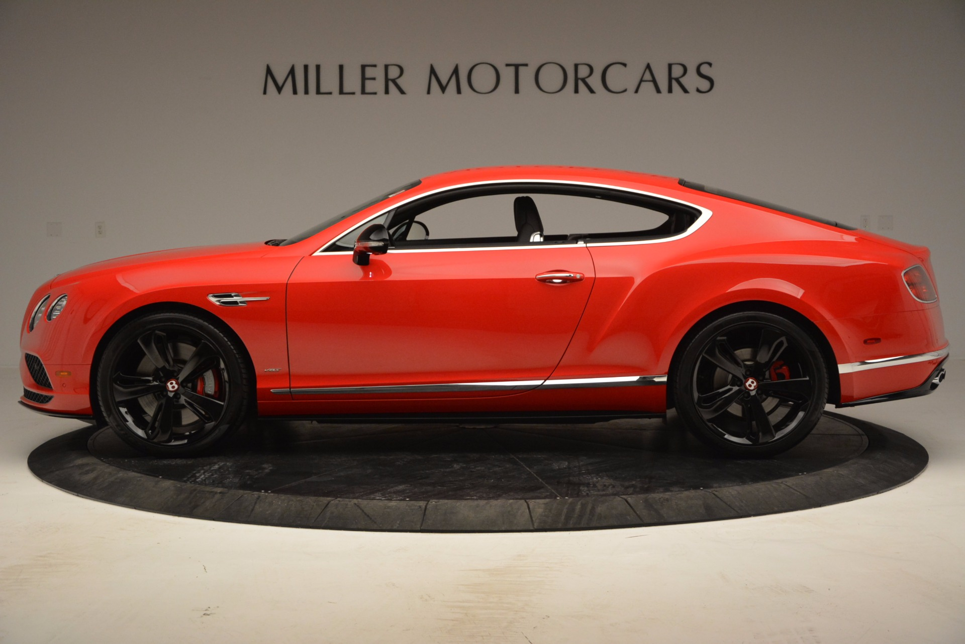 Used 2016 Bentley Continental GT V8 S  For Sale In Westport, CT 743_p3