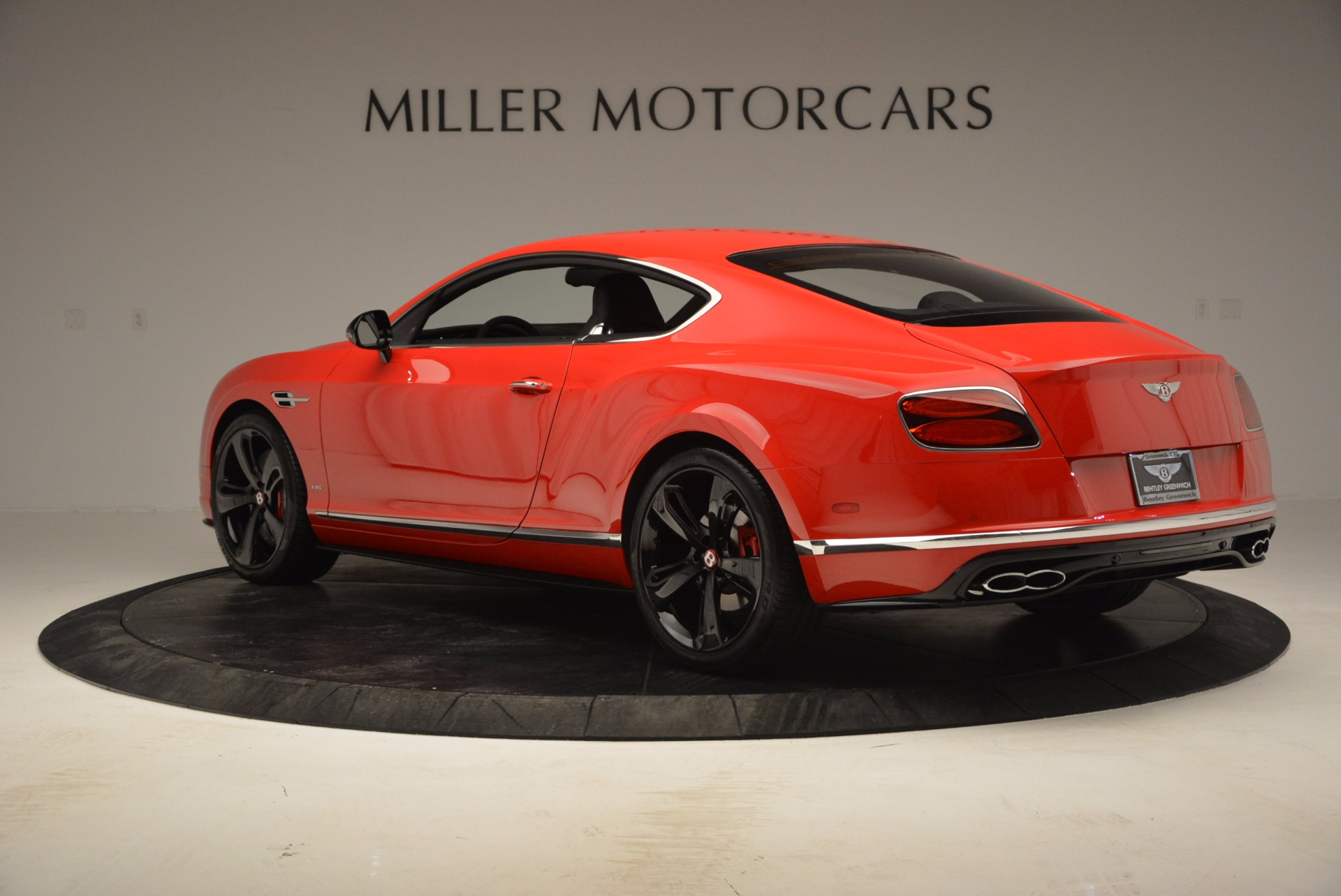 Used 2016 Bentley Continental GT V8 S  For Sale In Westport, CT 743_p5