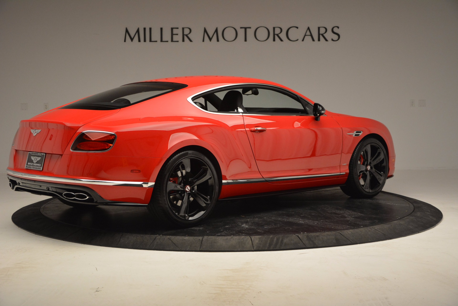 Used 2016 Bentley Continental GT V8 S  For Sale In Westport, CT 743_p8