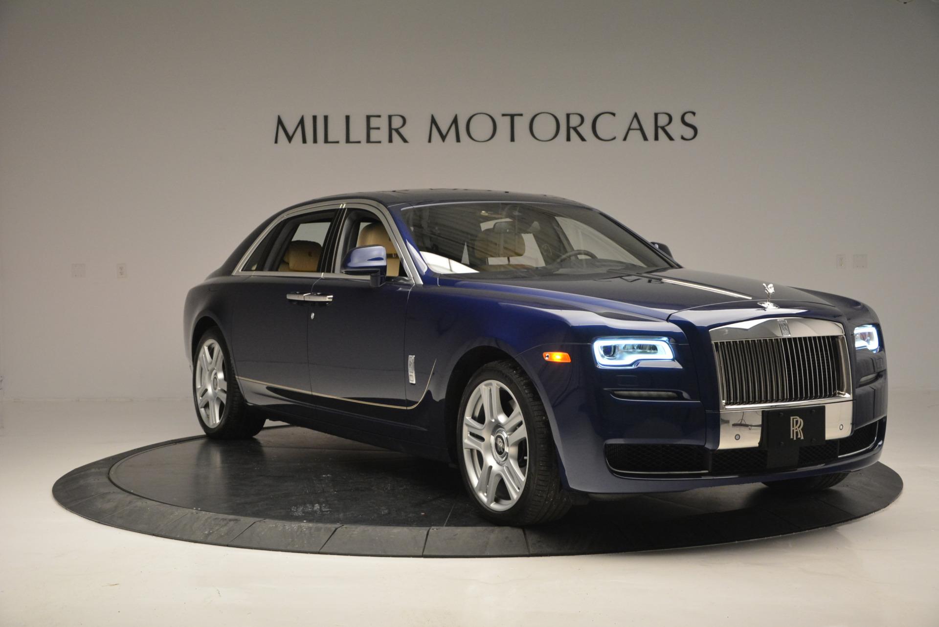 Used 2016 Rolls-Royce Ghost EWB For Sale In Westport, CT 746_p11