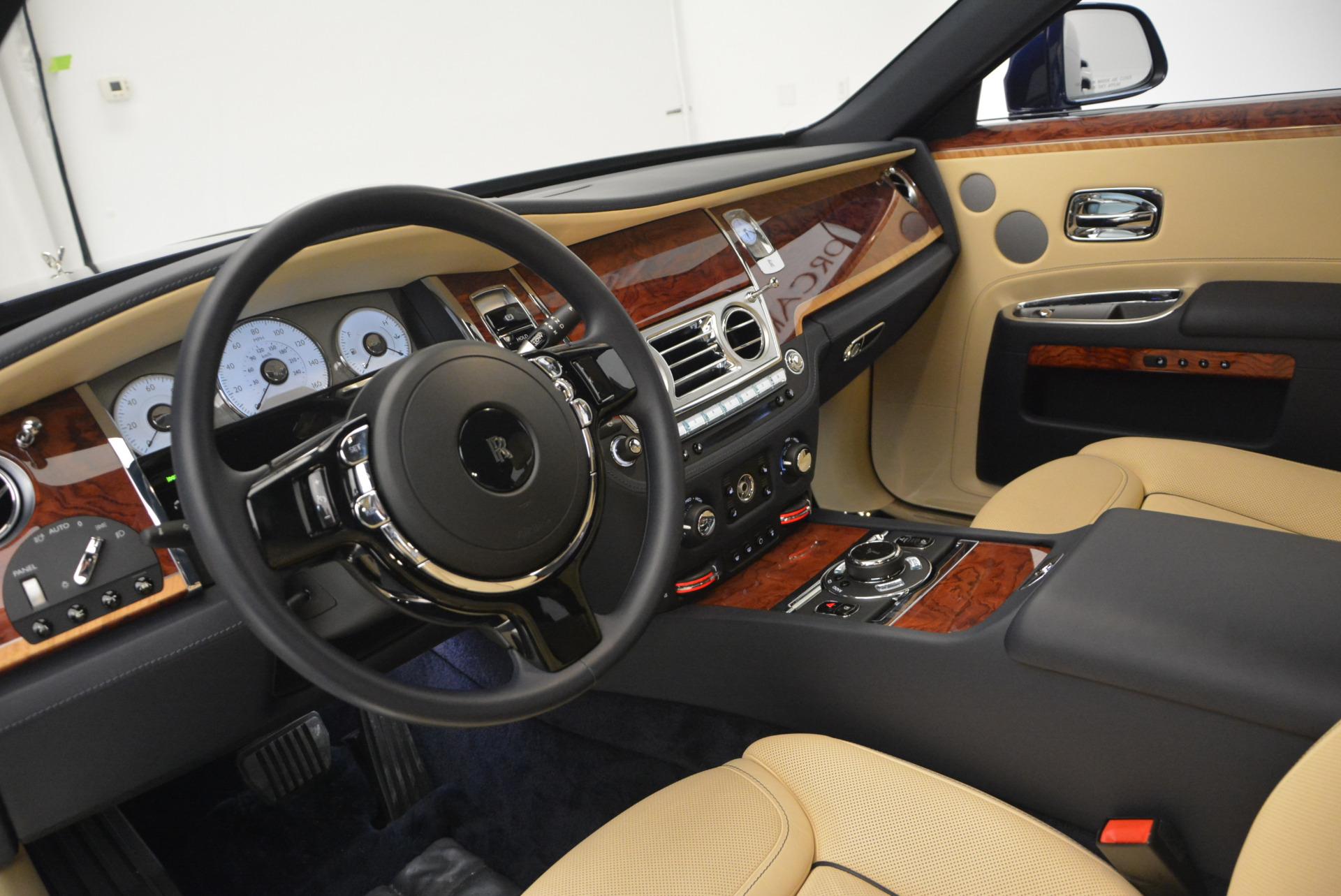 Used 2016 Rolls-Royce Ghost EWB For Sale In Westport, CT 746_p18