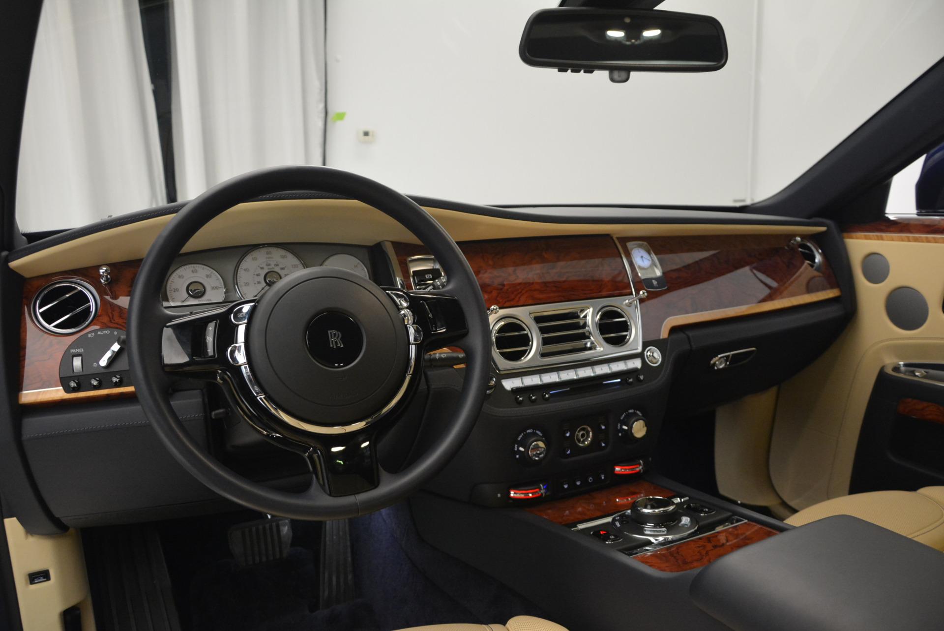 Used 2016 Rolls-Royce Ghost EWB For Sale In Westport, CT 746_p19