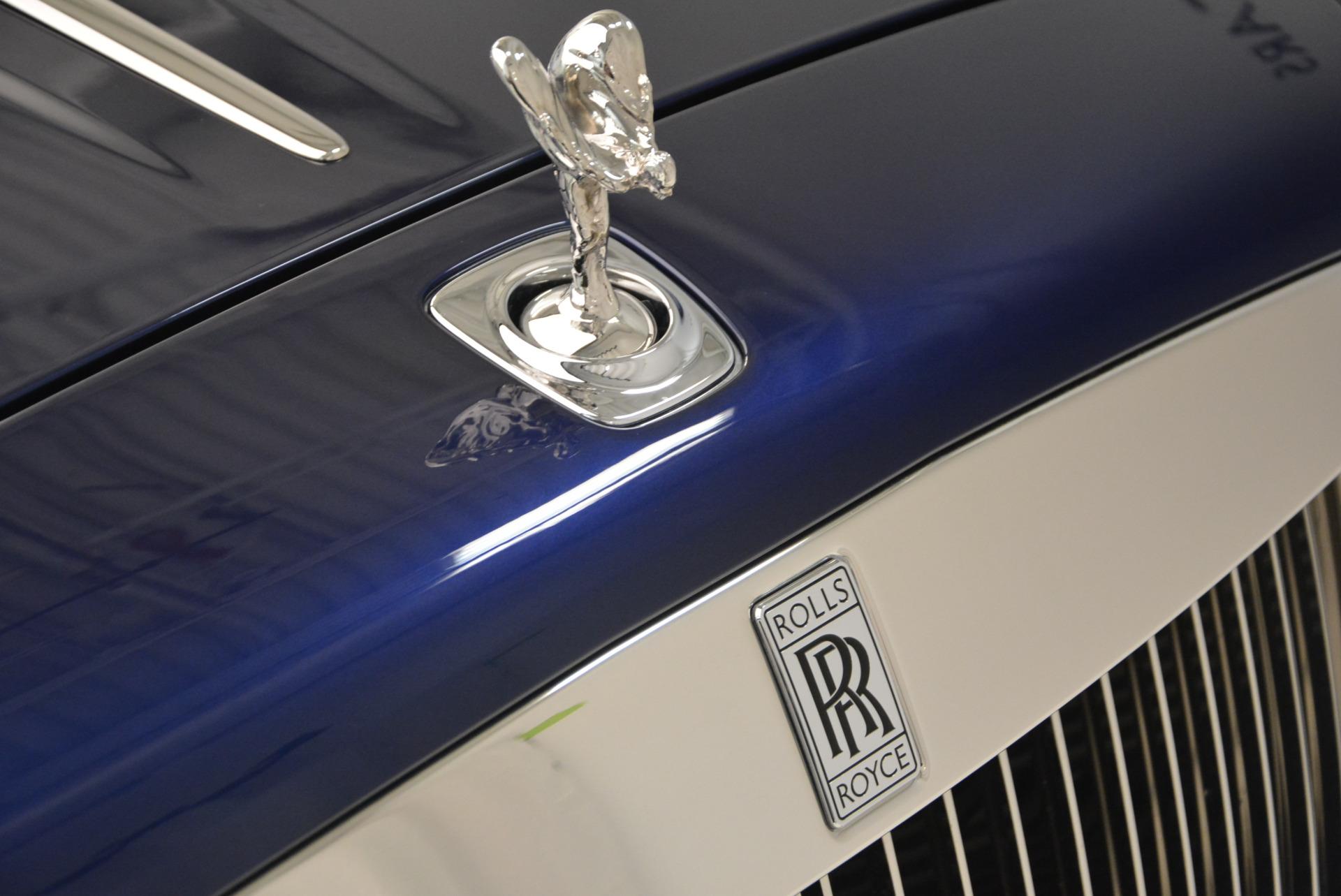 Used 2016 Rolls-Royce Ghost EWB For Sale In Westport, CT 746_p41