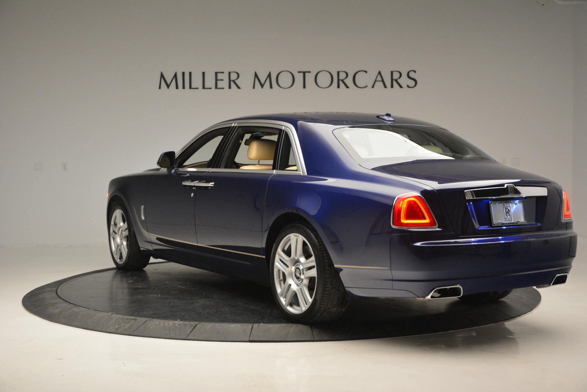 Used 2016 Rolls-Royce Ghost EWB For Sale In Westport, CT 746_p5