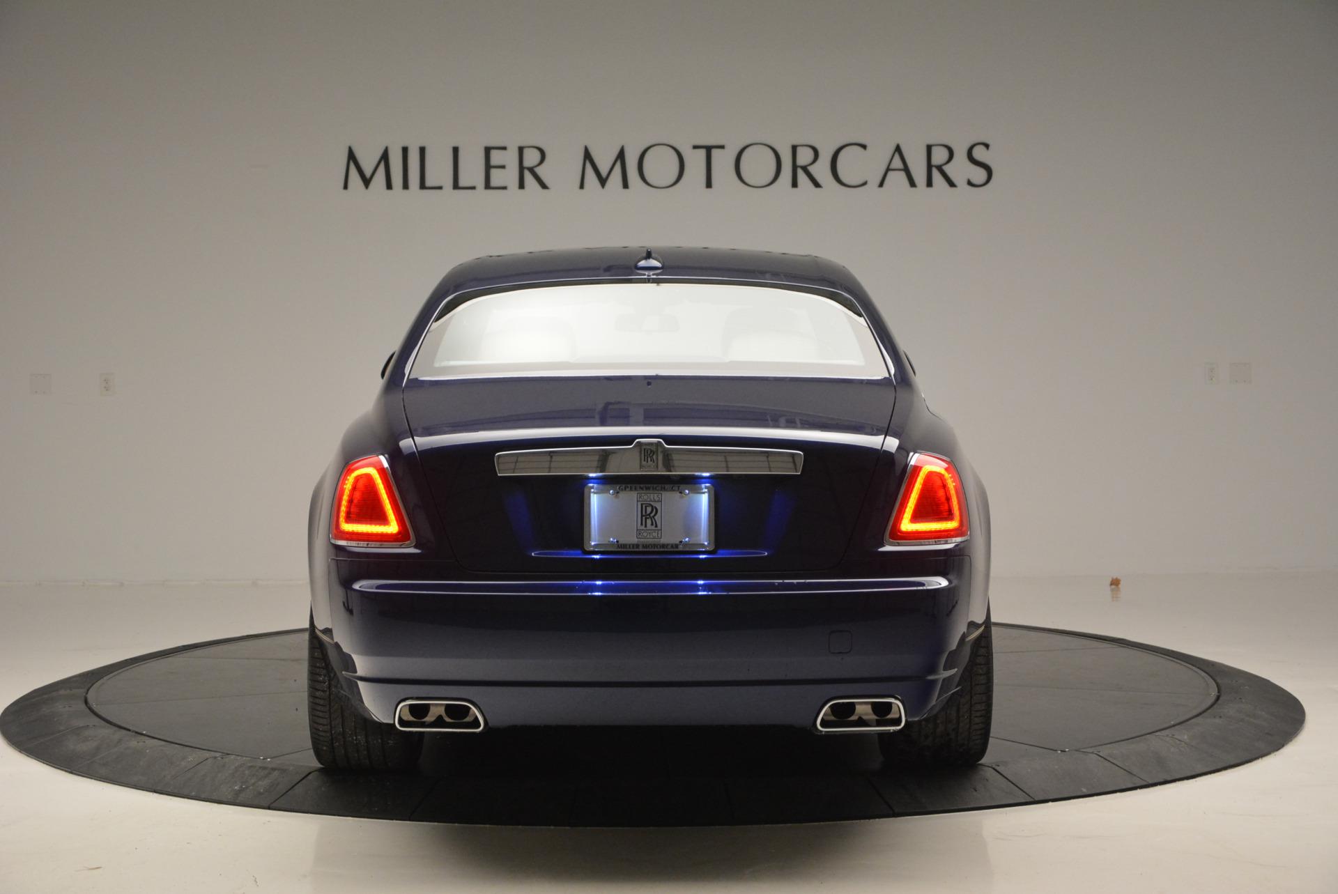 Used 2016 Rolls-Royce Ghost EWB For Sale In Westport, CT 746_p6