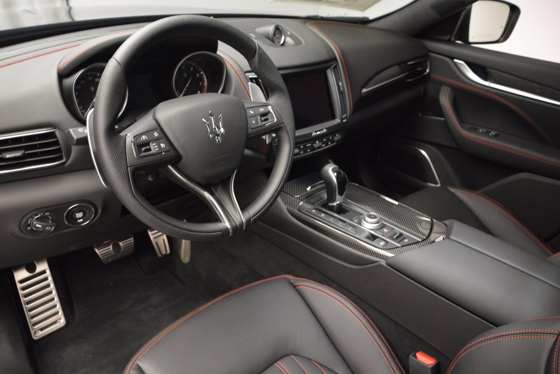 New 2017 Maserati Levante S For Sale In Westport, CT 747_p14
