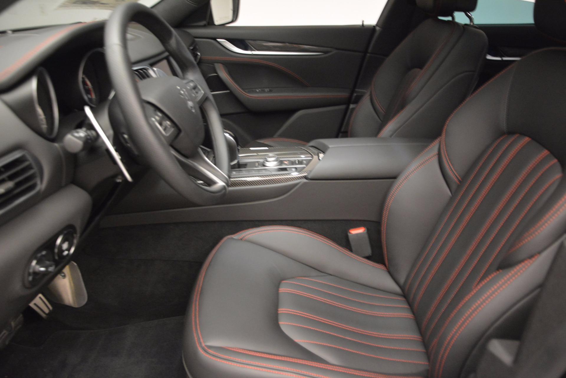New 2017 Maserati Levante S For Sale In Westport, CT 747_p15