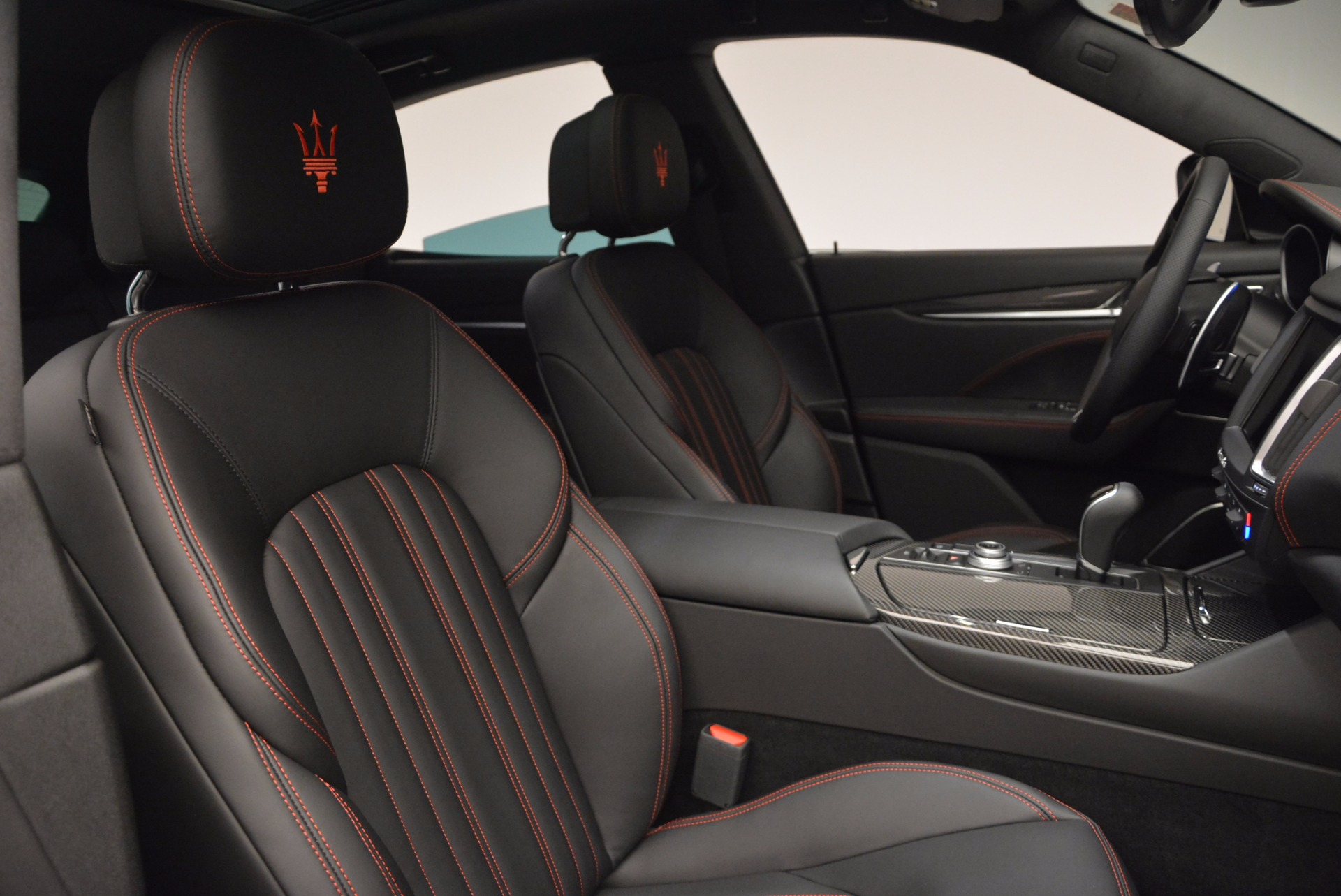 New 2017 Maserati Levante S For Sale In Westport, CT 747_p26