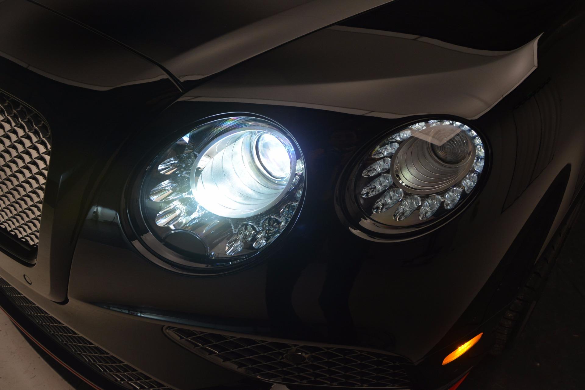 New 2017 Bentley Continental GT Speed For Sale In Westport, CT 749_p16