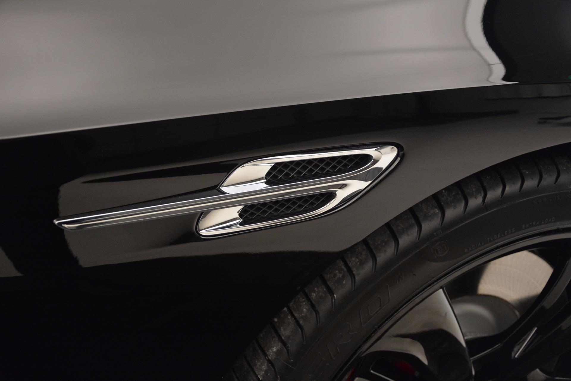 New 2017 Bentley Continental GT Speed For Sale In Westport, CT 749_p22