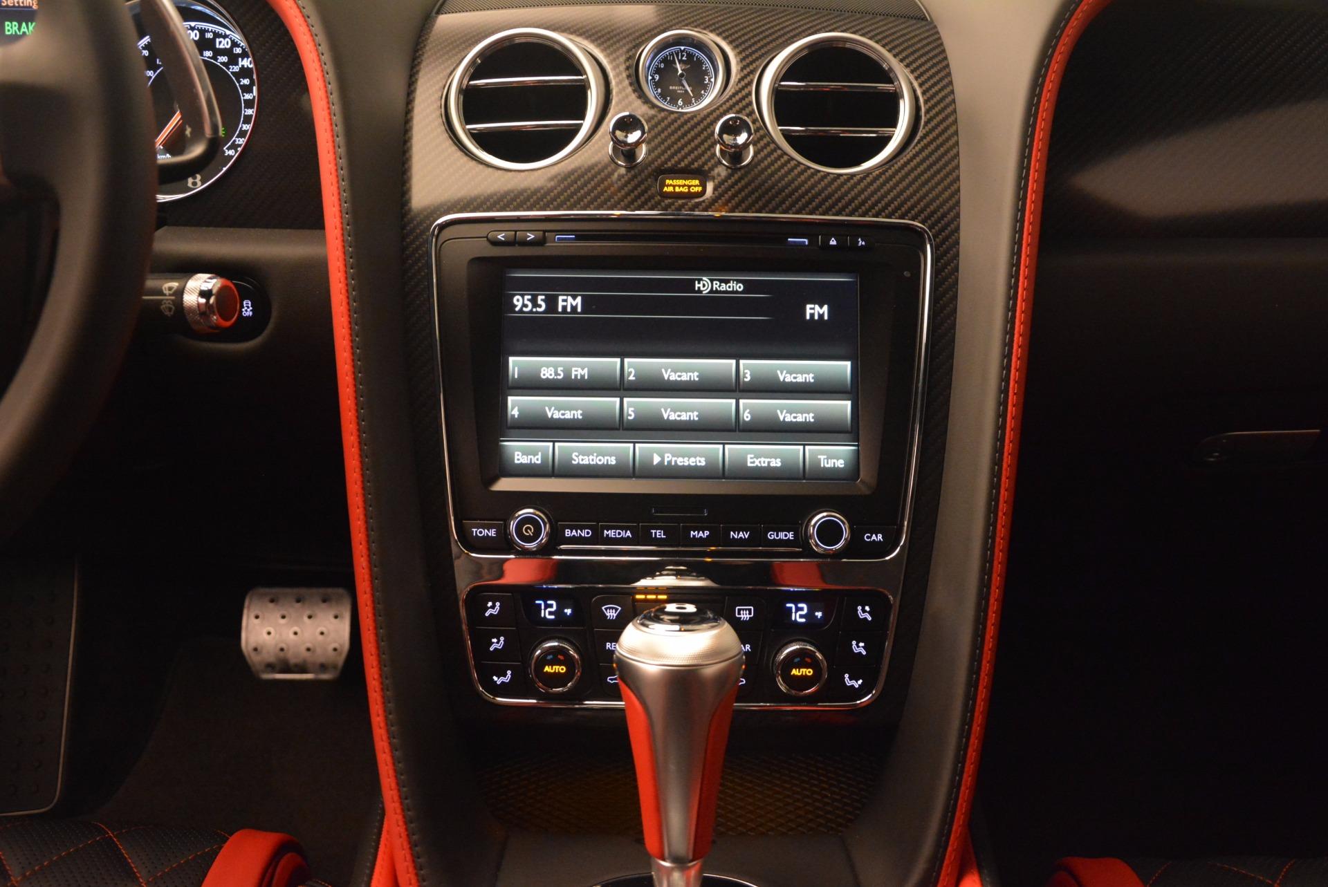 New 2017 Bentley Continental GT Speed For Sale In Westport, CT 749_p36