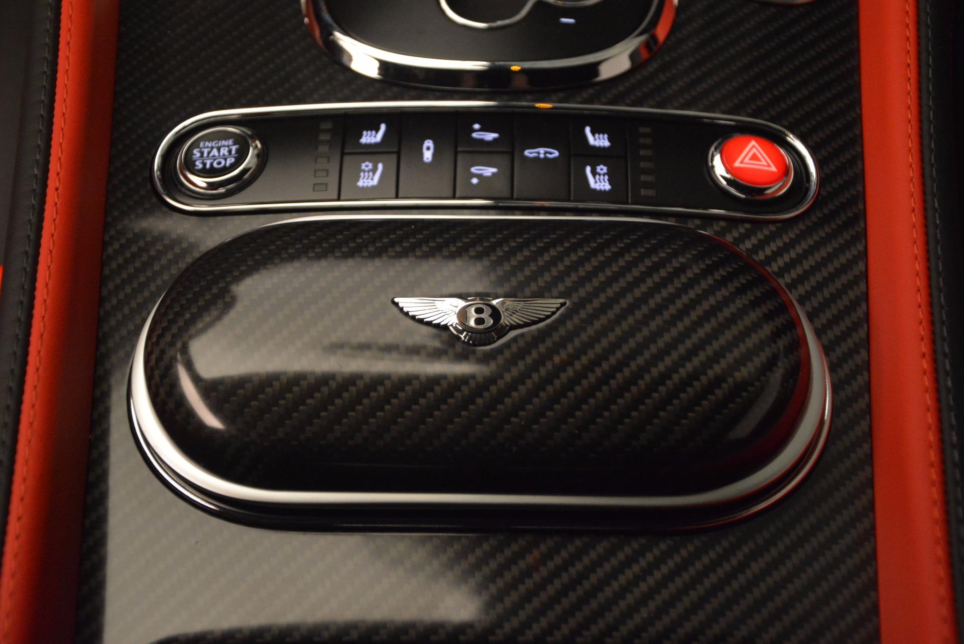 New 2017 Bentley Continental GT Speed For Sale In Westport, CT 749_p39