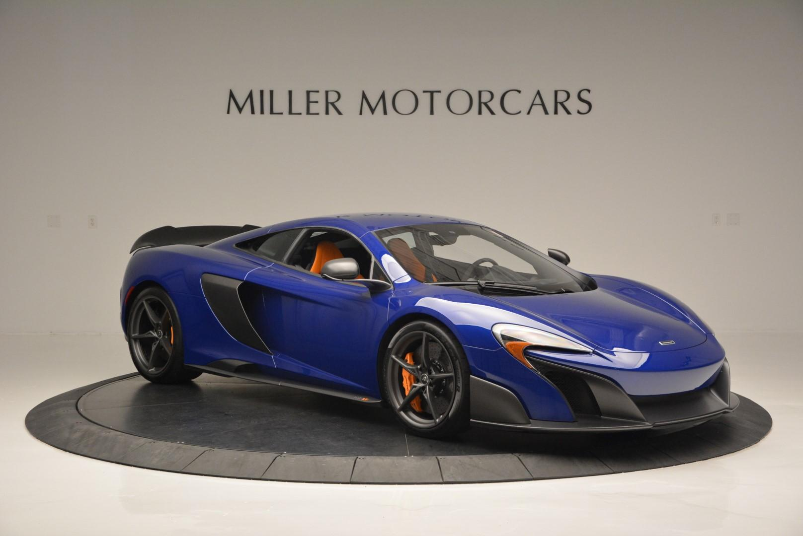 Used 2016 McLaren 675LT Coupe For Sale In Westport, CT 75_p10