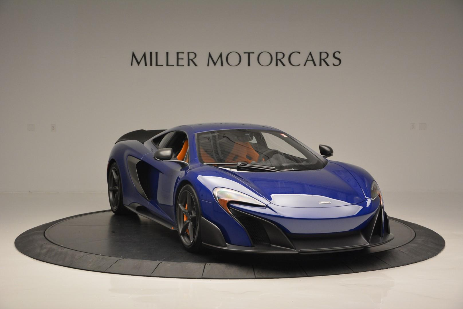 Used 2016 McLaren 675LT Coupe For Sale In Westport, CT 75_p11