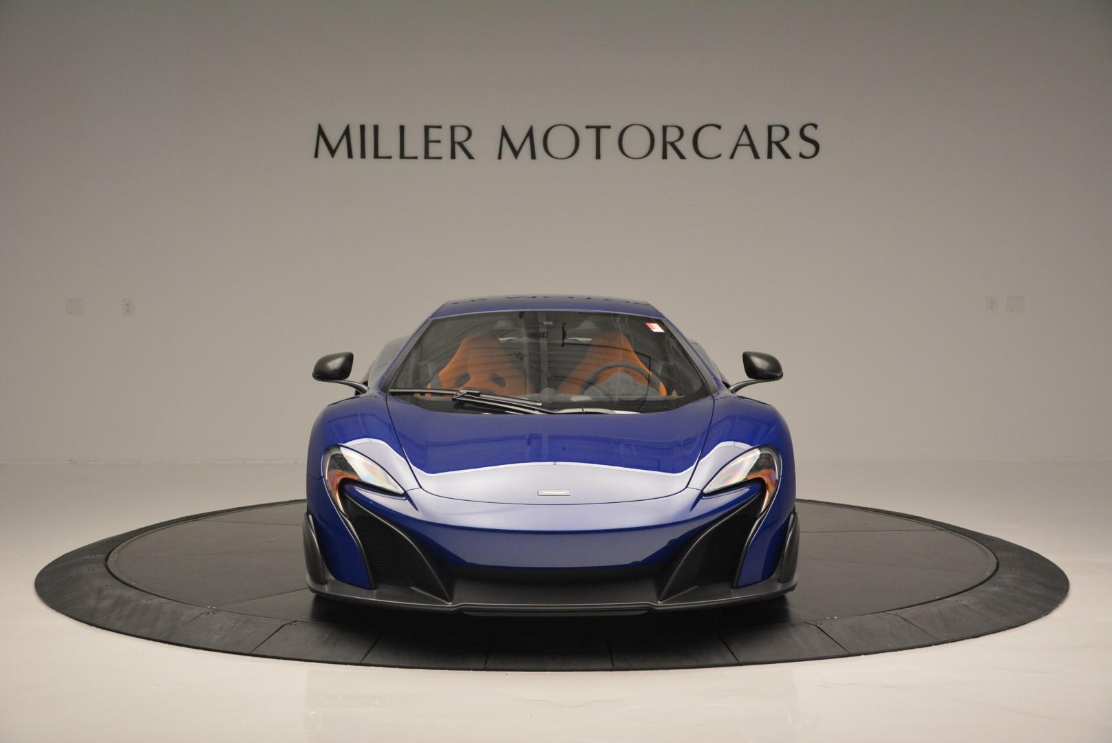 Used 2016 McLaren 675LT Coupe For Sale In Westport, CT 75_p12