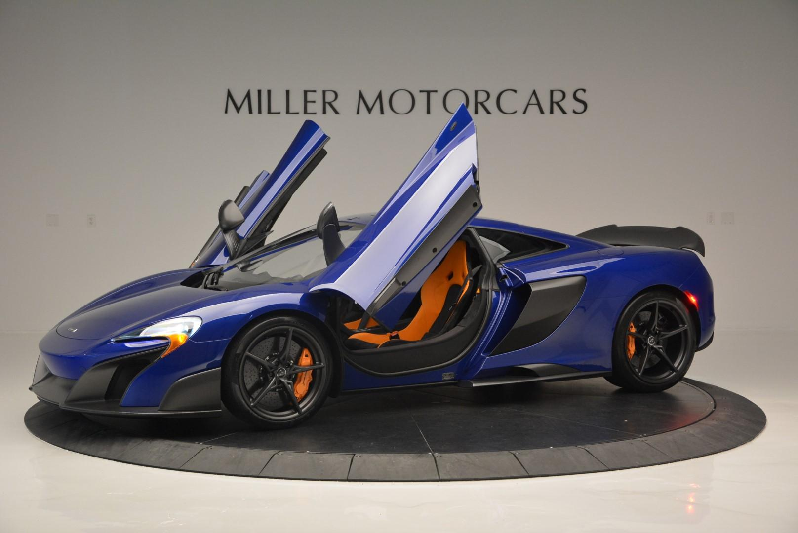 Used 2016 McLaren 675LT Coupe For Sale In Westport, CT 75_p13