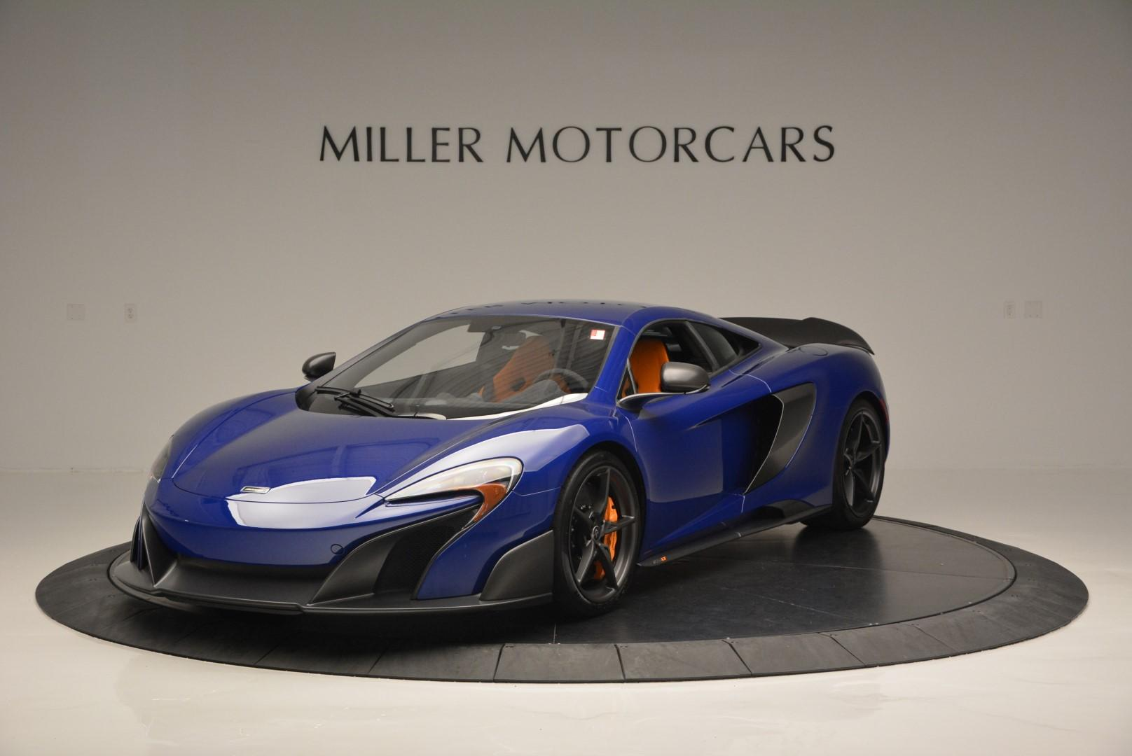 Used 2016 McLaren 675LT Coupe For Sale In Westport, CT 75_p2