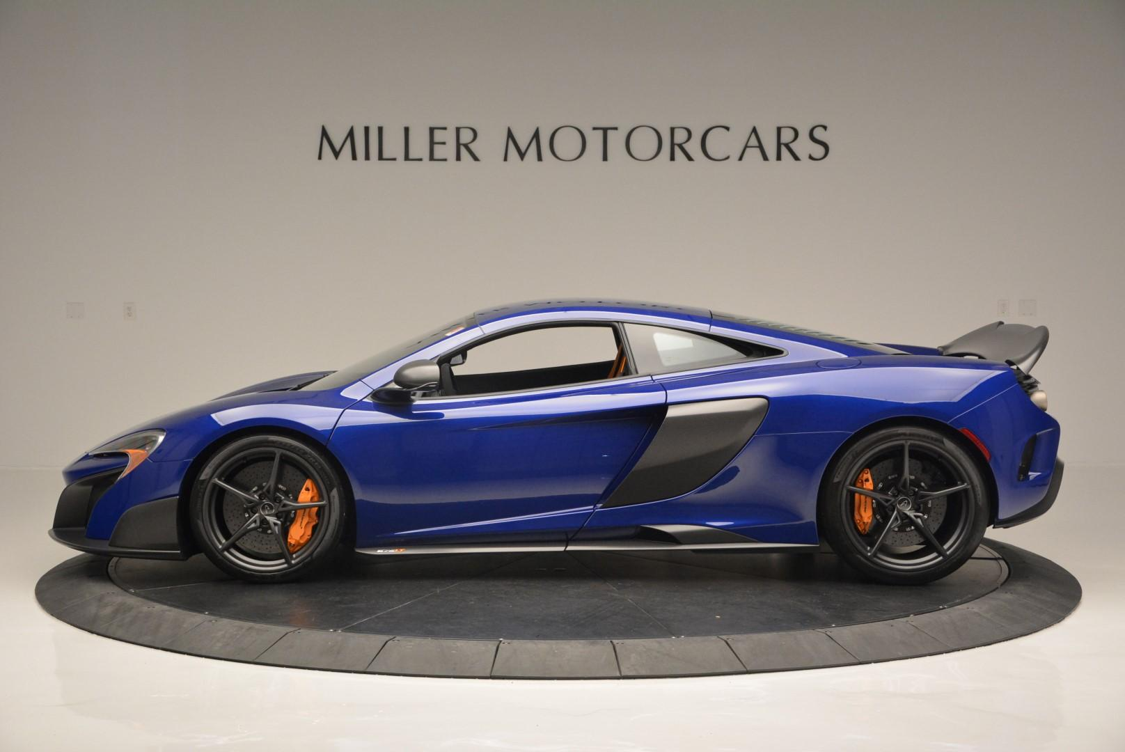 Used 2016 McLaren 675LT Coupe For Sale In Westport, CT 75_p3
