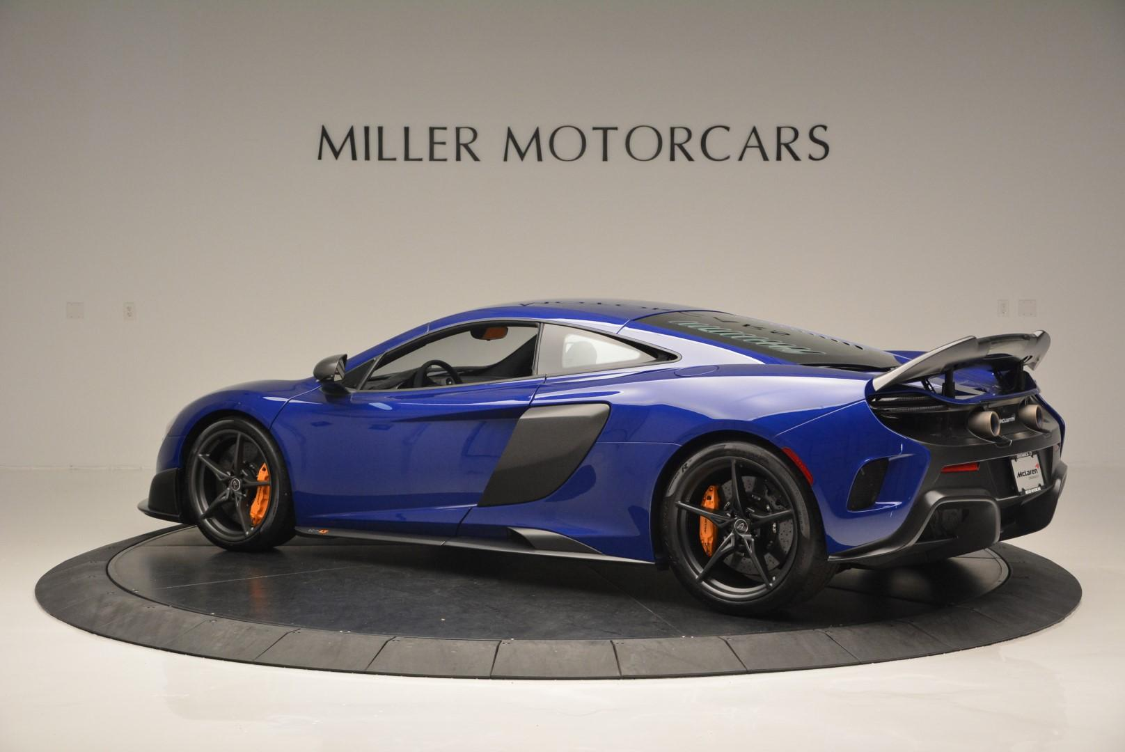 Used 2016 McLaren 675LT Coupe For Sale In Westport, CT 75_p4