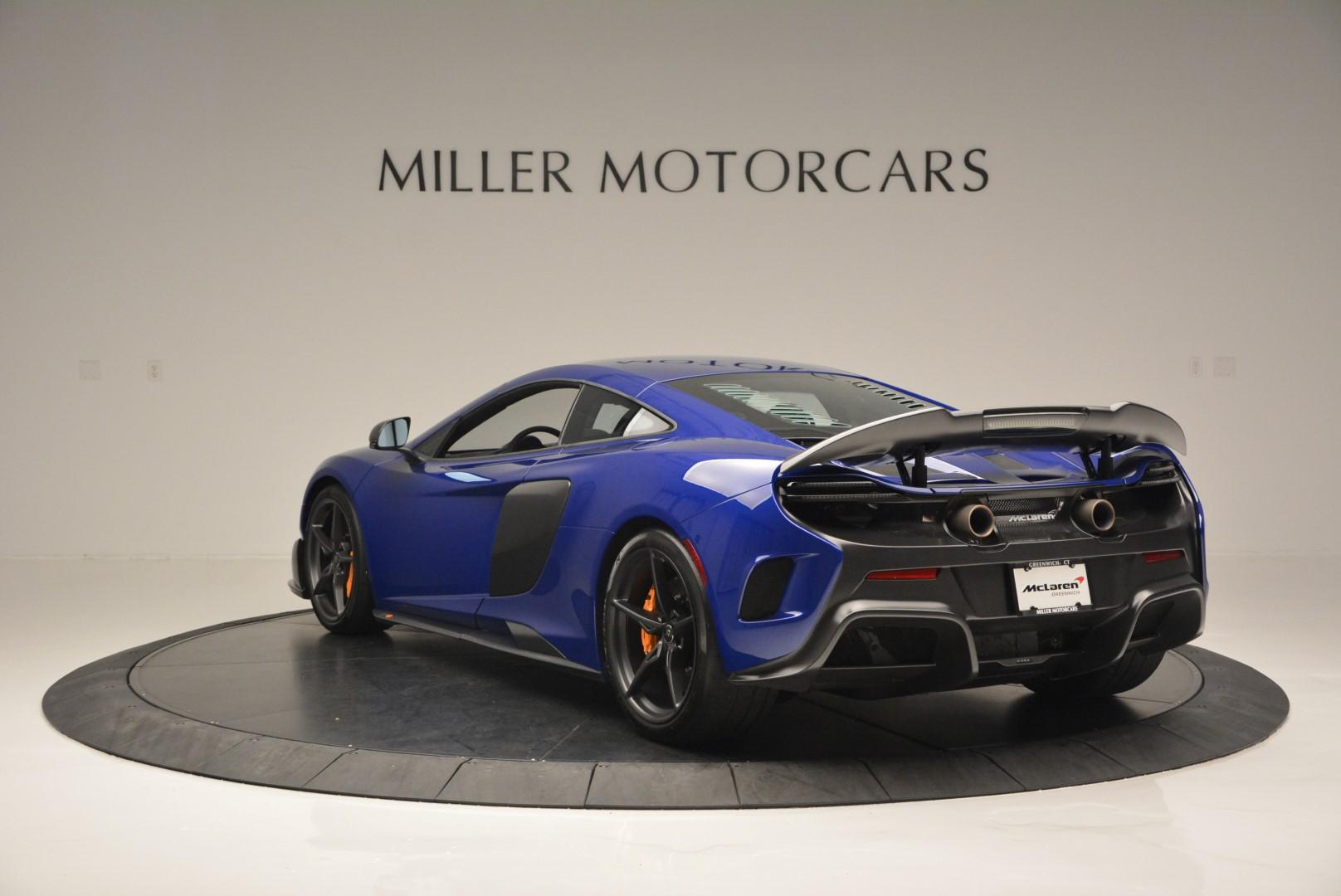 Used 2016 McLaren 675LT Coupe For Sale In Westport, CT 75_p5