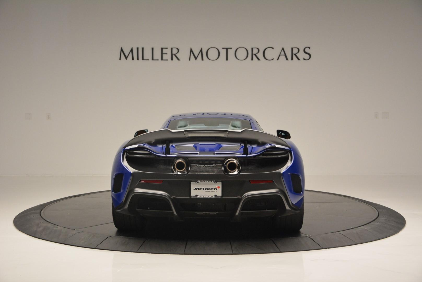 Used 2016 McLaren 675LT Coupe For Sale In Westport, CT 75_p6