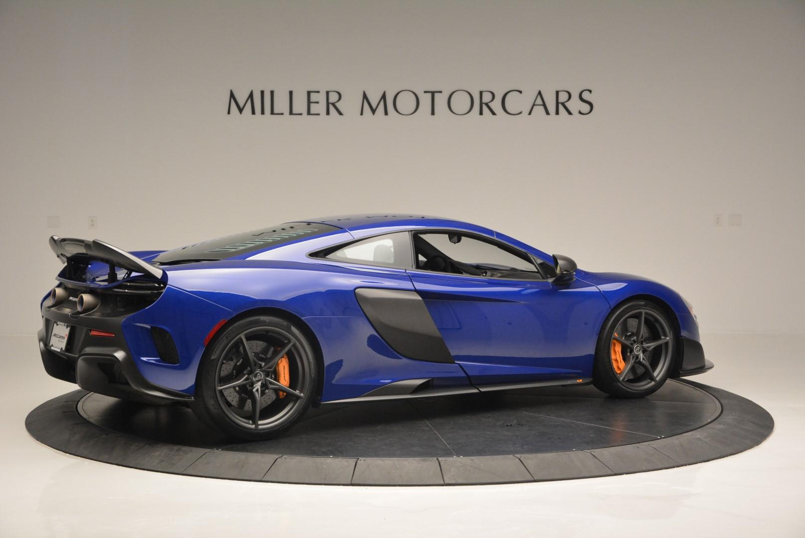 Used 2016 McLaren 675LT Coupe For Sale In Westport, CT 75_p8