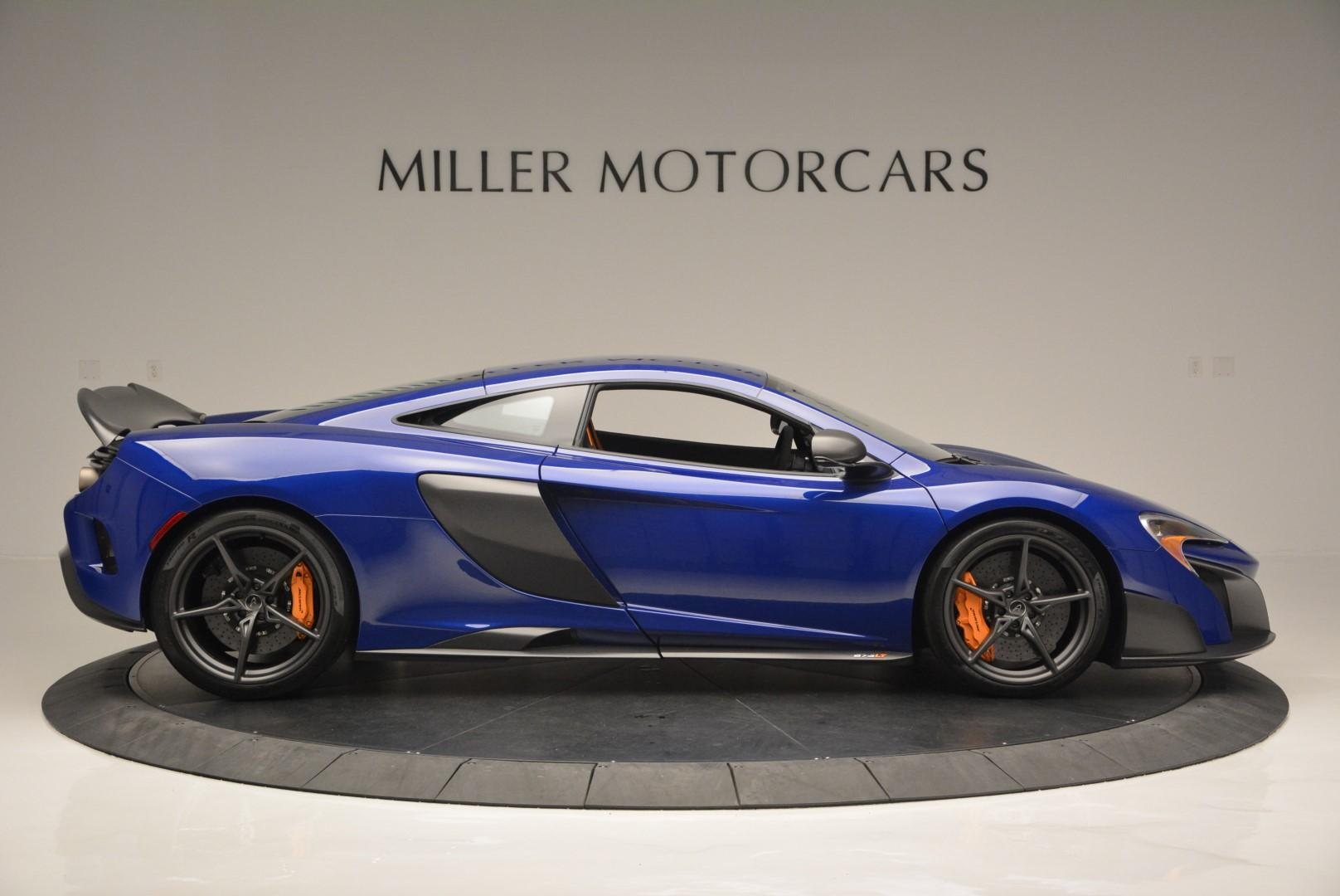 Used 2016 McLaren 675LT Coupe For Sale In Westport, CT 75_p9