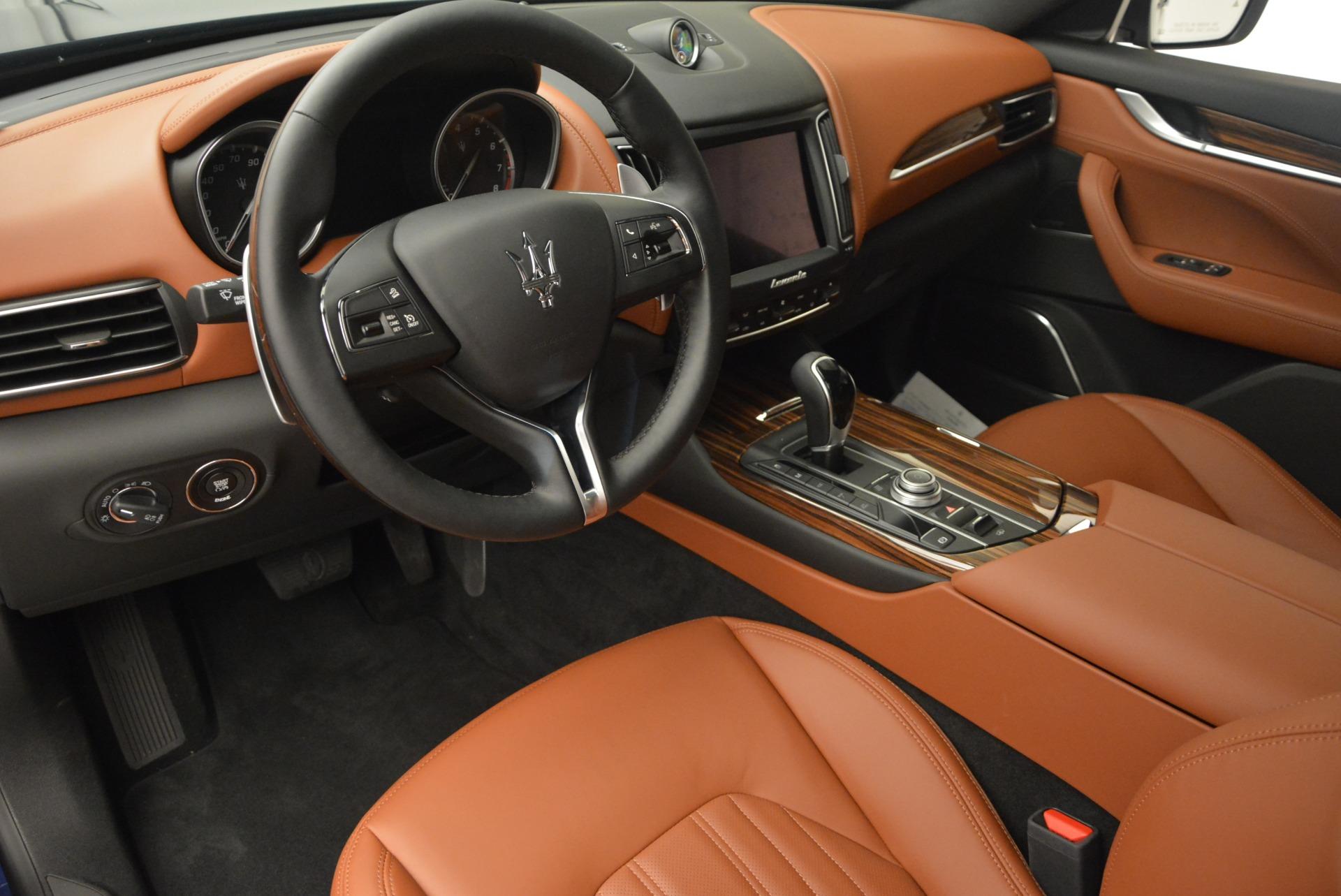 New 2017 Maserati Levante S For Sale In Westport, CT 750_p12