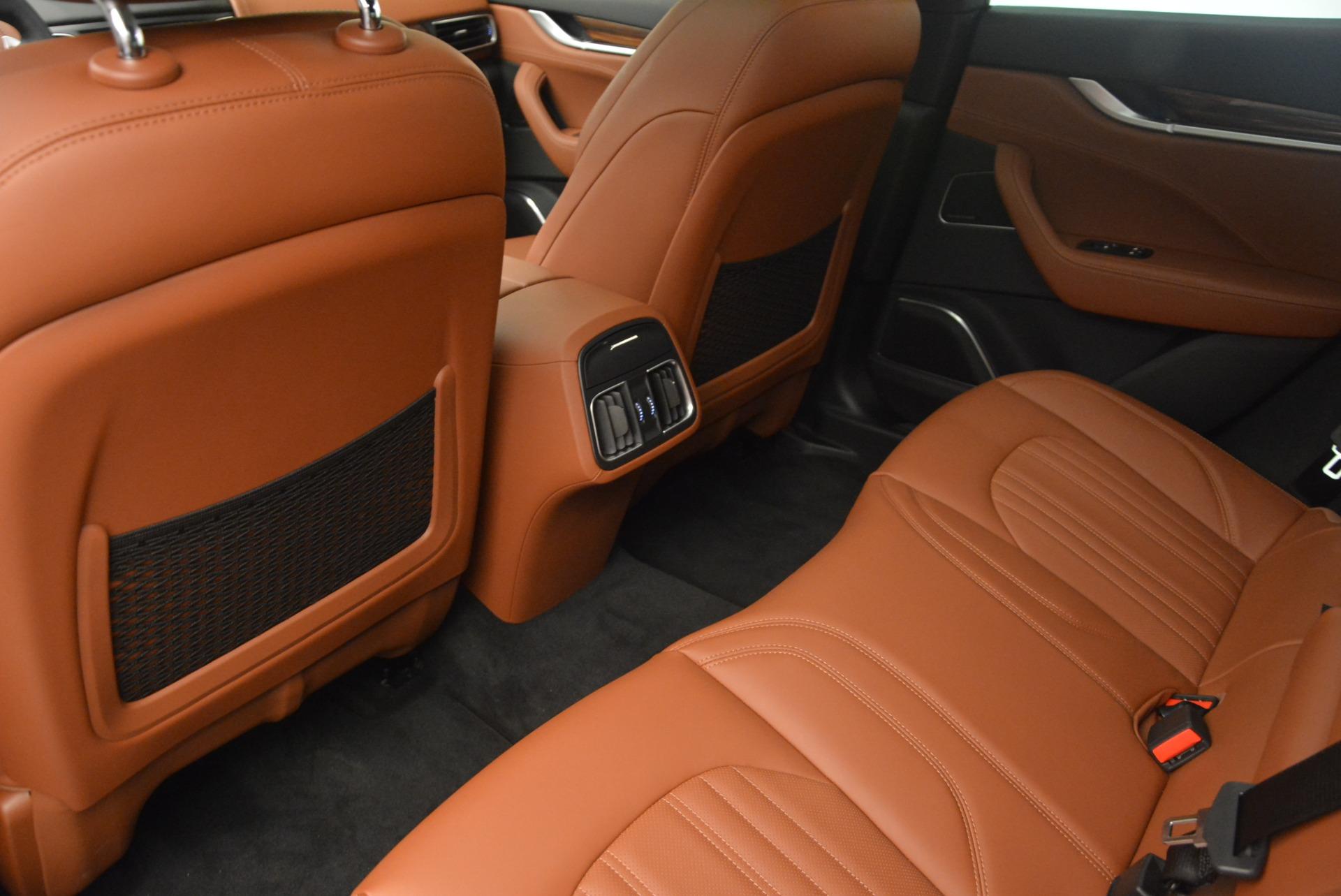 New 2017 Maserati Levante S For Sale In Westport, CT 750_p16