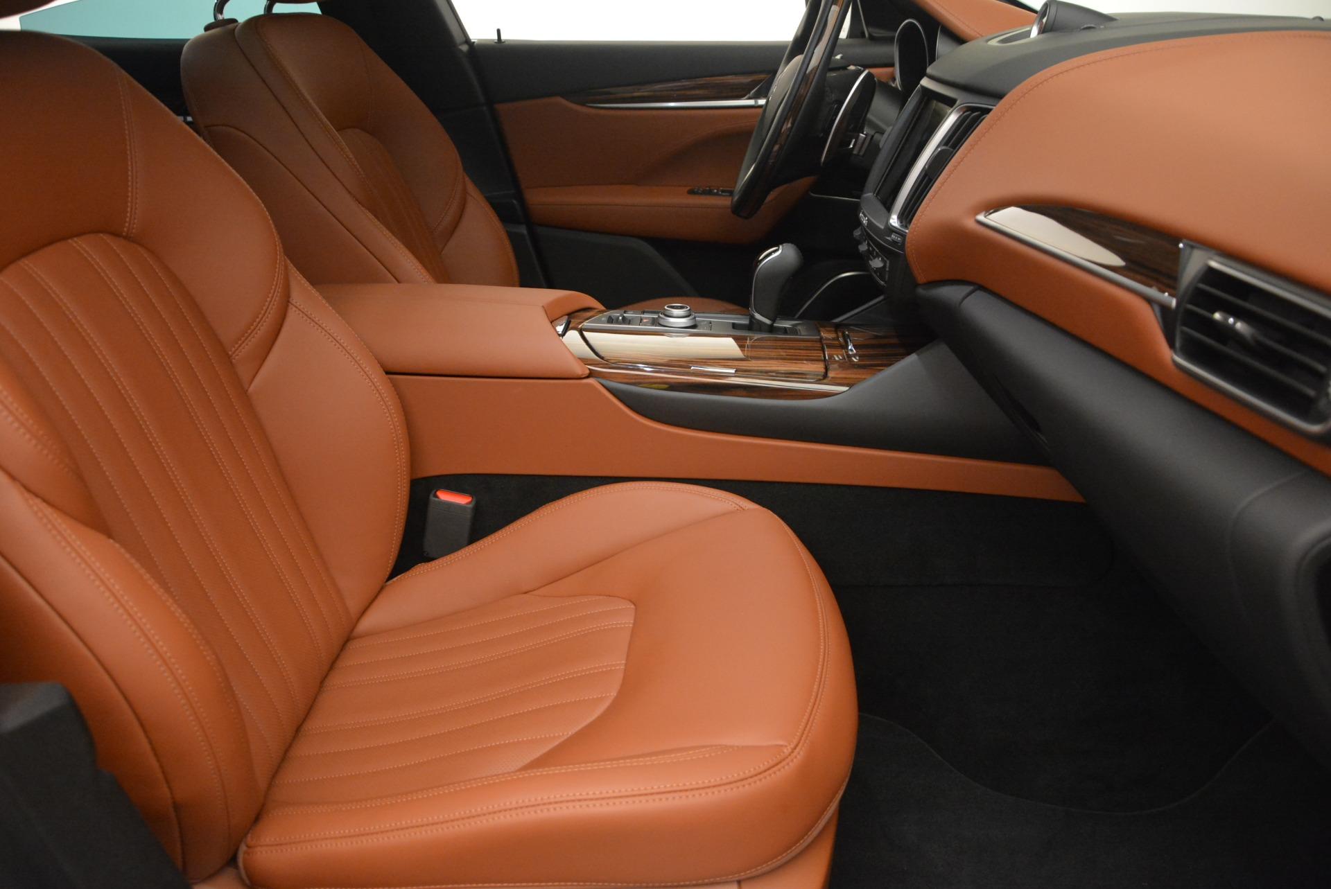 New 2017 Maserati Levante S For Sale In Westport, CT 750_p20