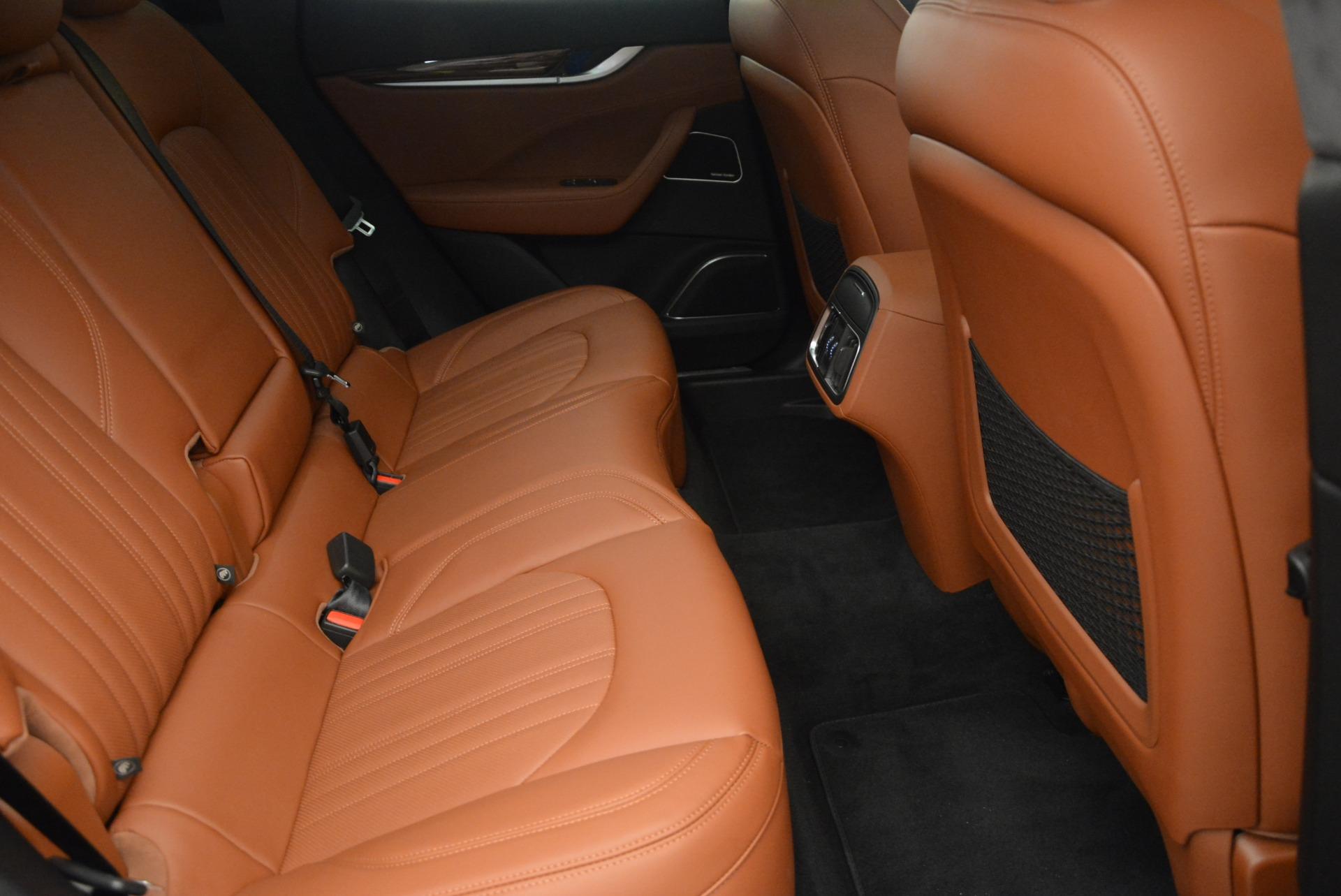 New 2017 Maserati Levante S For Sale In Westport, CT 750_p23