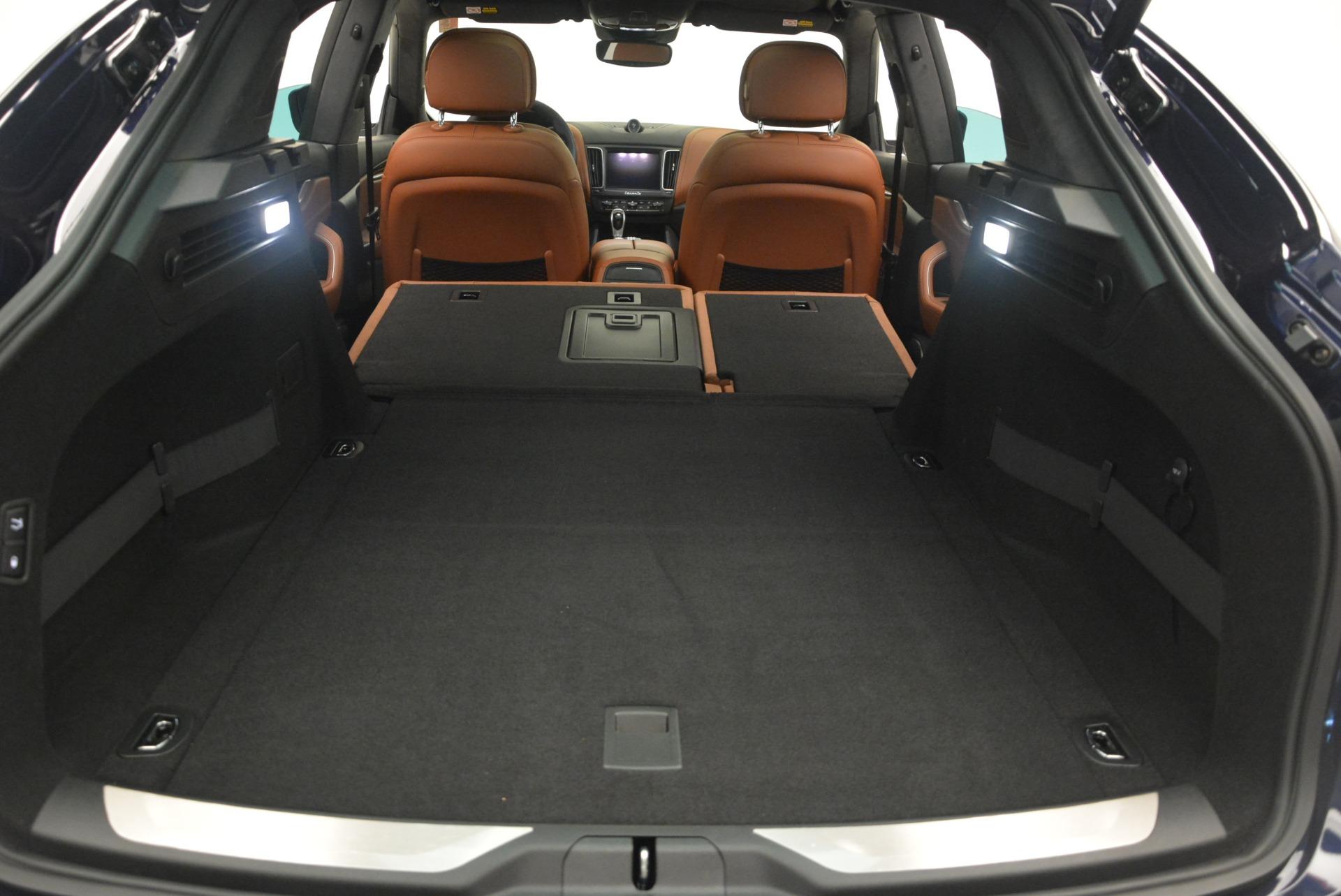 New 2017 Maserati Levante S For Sale In Westport, CT 750_p39