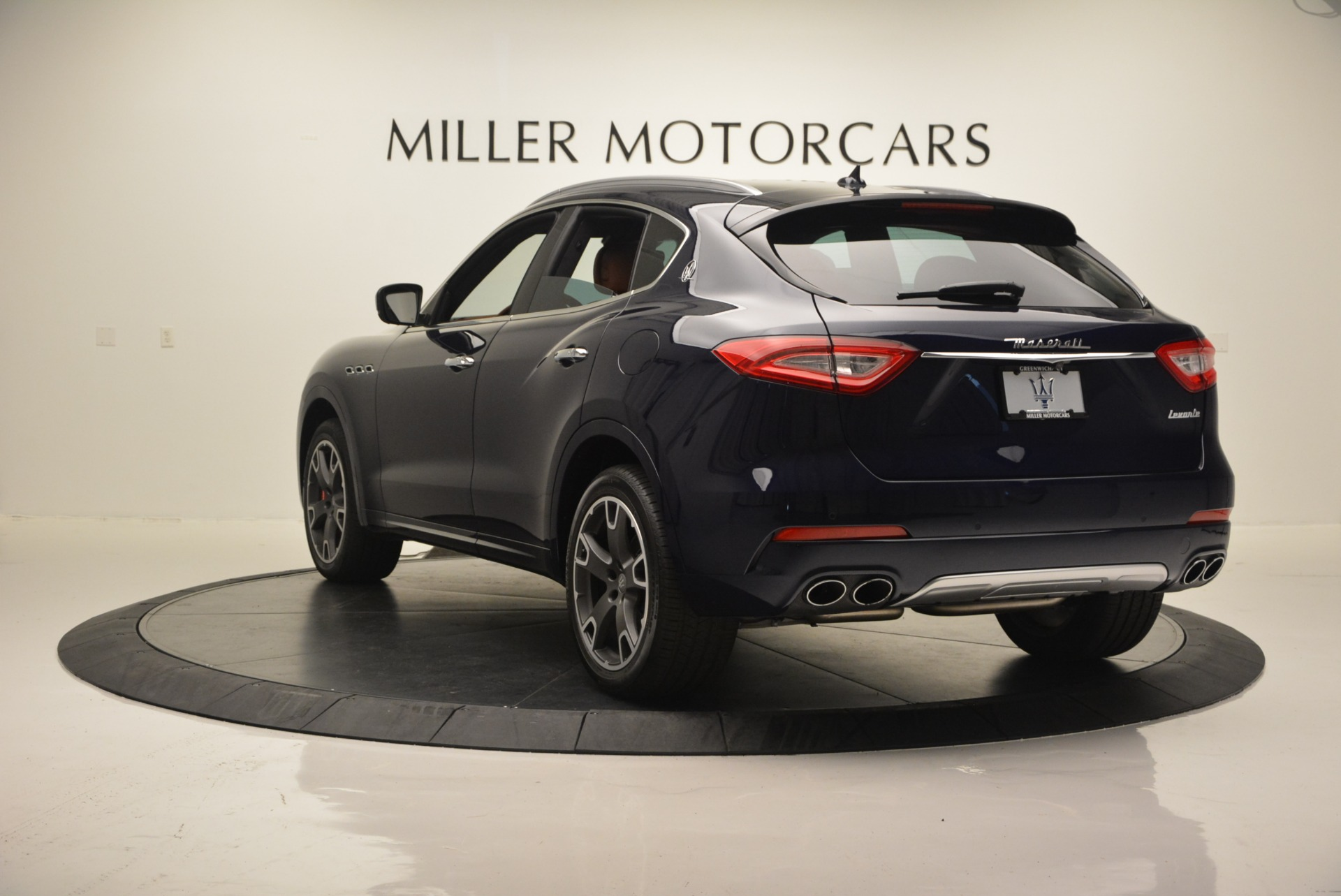 New 2017 Maserati Levante S For Sale In Westport, CT 750_p3