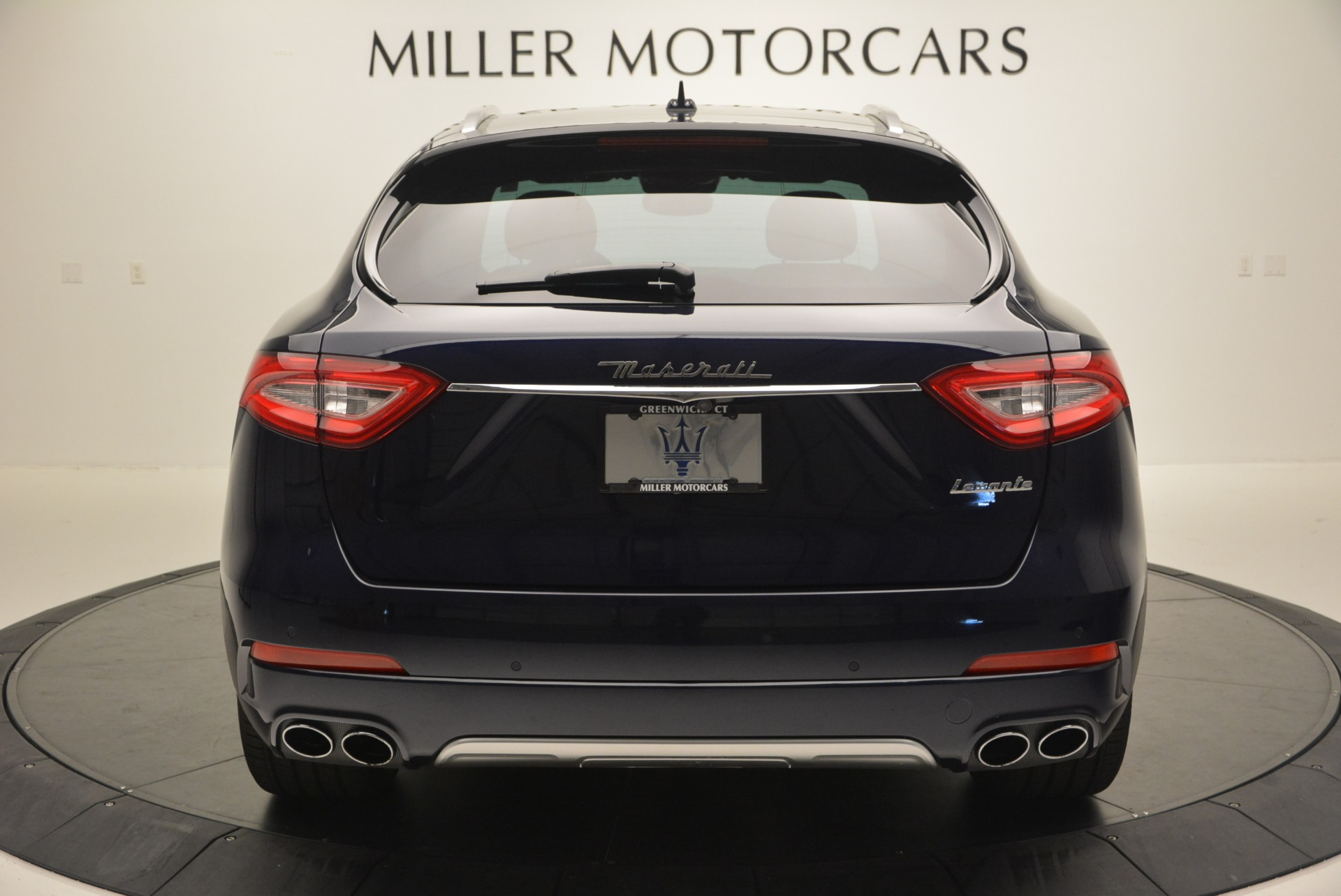 New 2017 Maserati Levante S For Sale In Westport, CT 750_p40