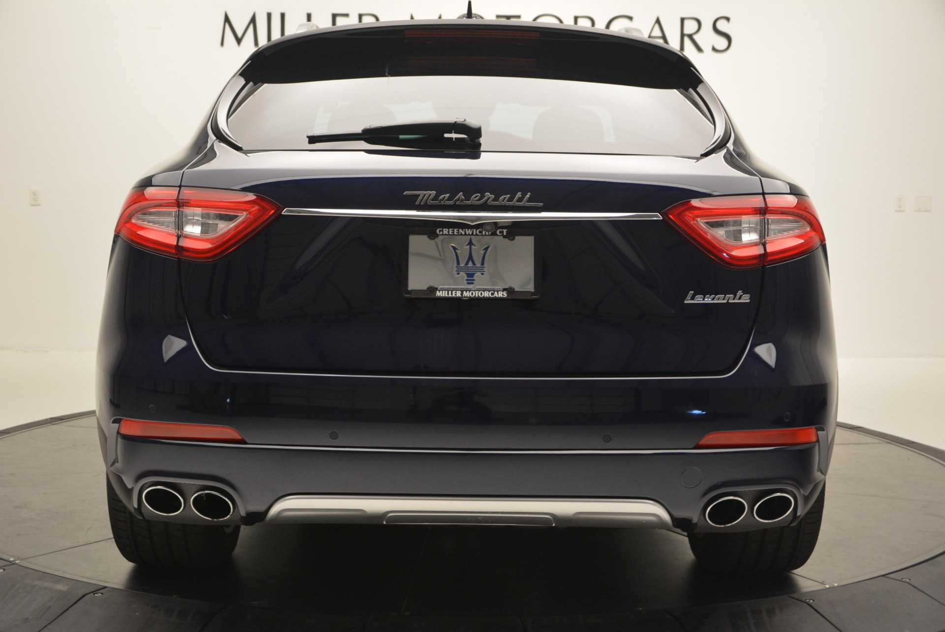 New 2017 Maserati Levante S For Sale In Westport, CT 750_p41