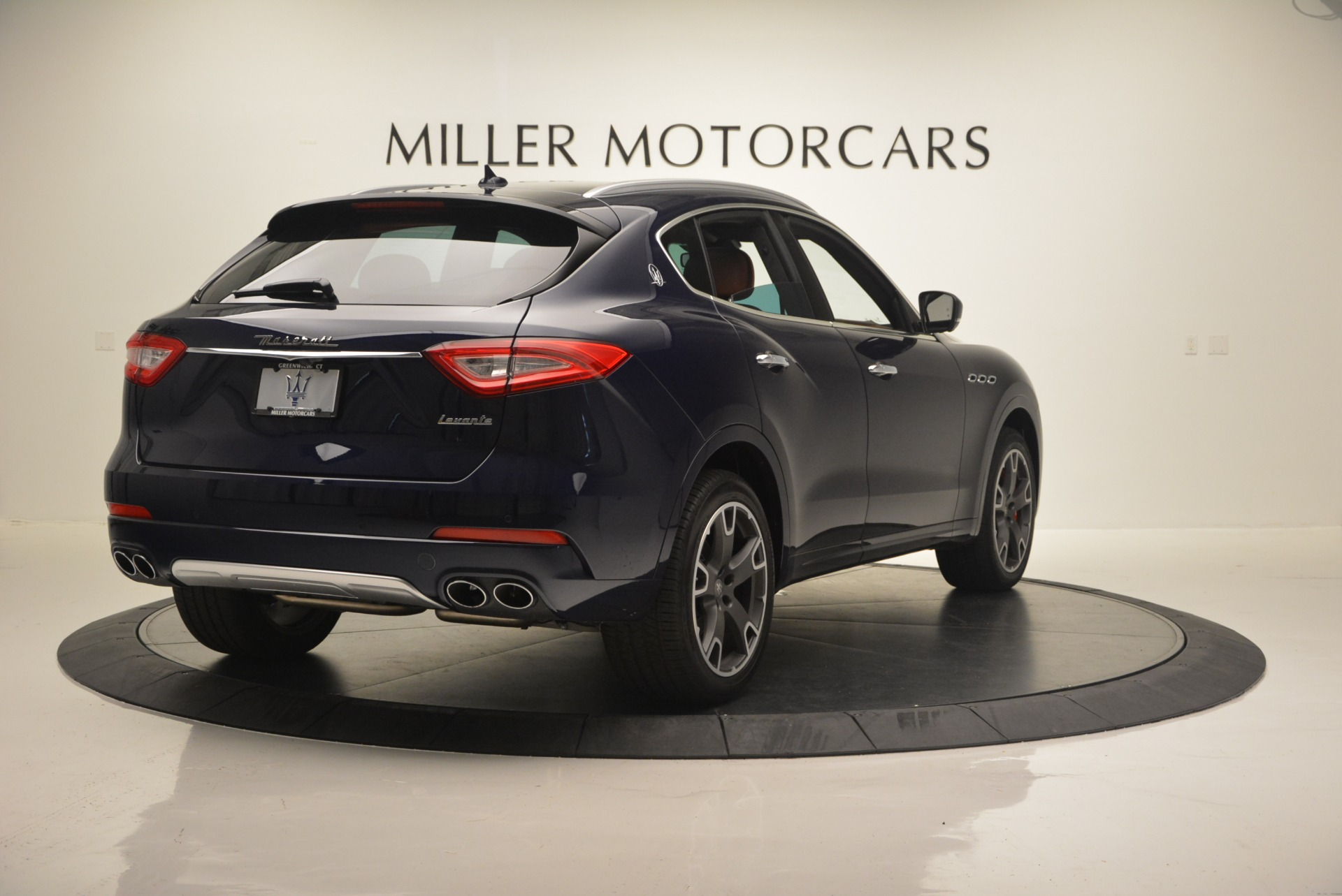 New 2017 Maserati Levante S For Sale In Westport, CT 750_p5