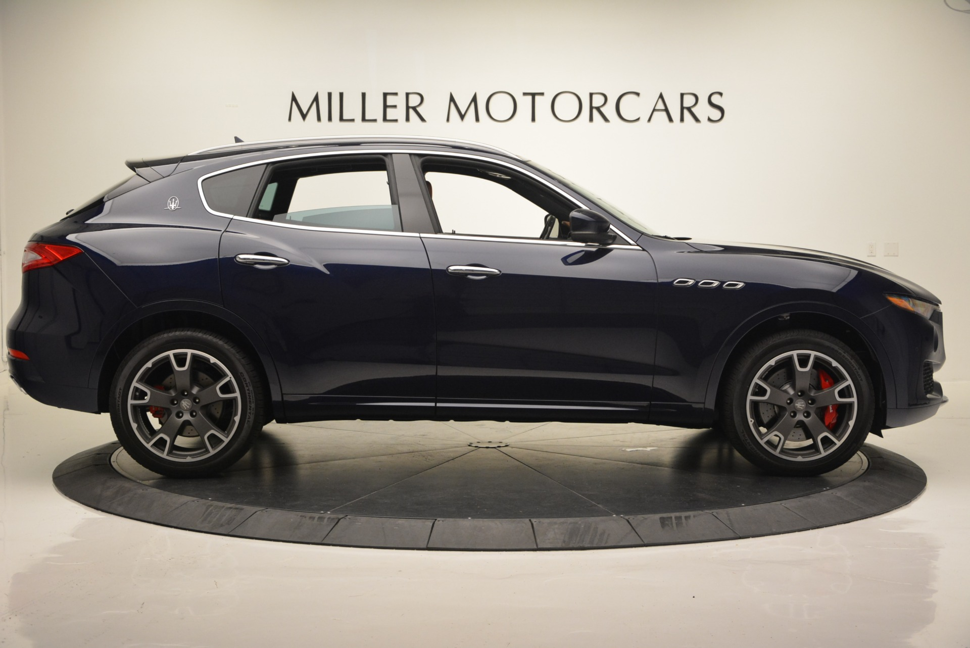 New 2017 Maserati Levante S For Sale In Westport, CT 750_p7