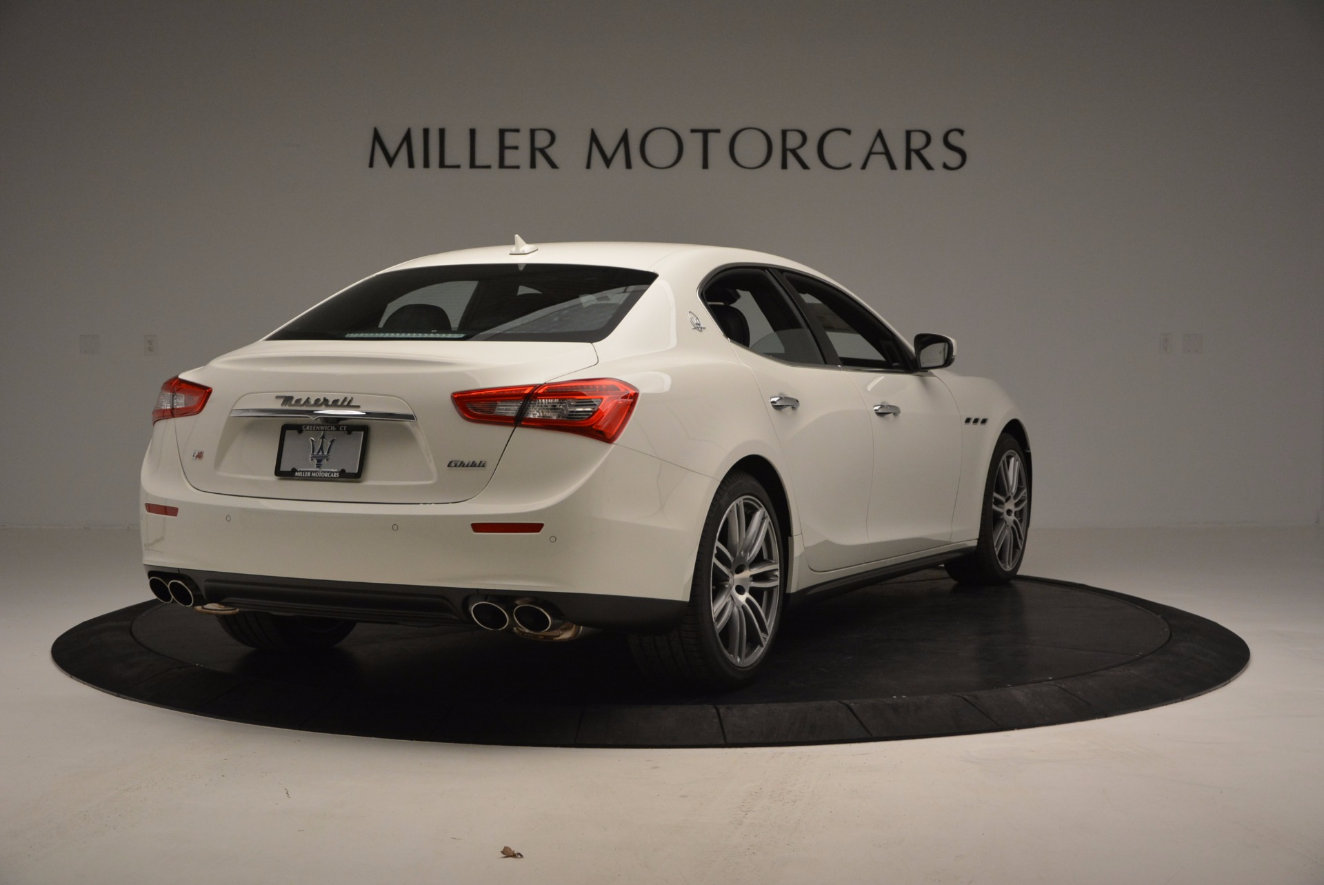 New 2017 Maserati Ghibli  For Sale In Westport, CT 751_p7