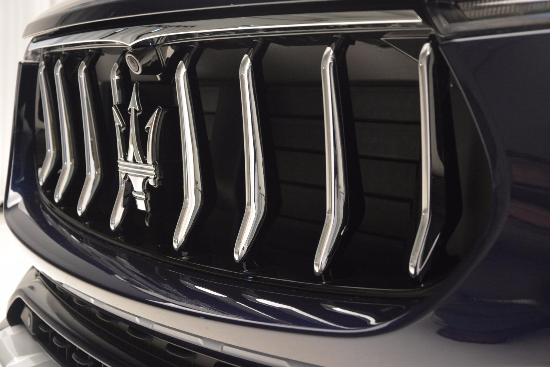 Used 2017 Maserati Levante S For Sale In Westport, CT 752_p16