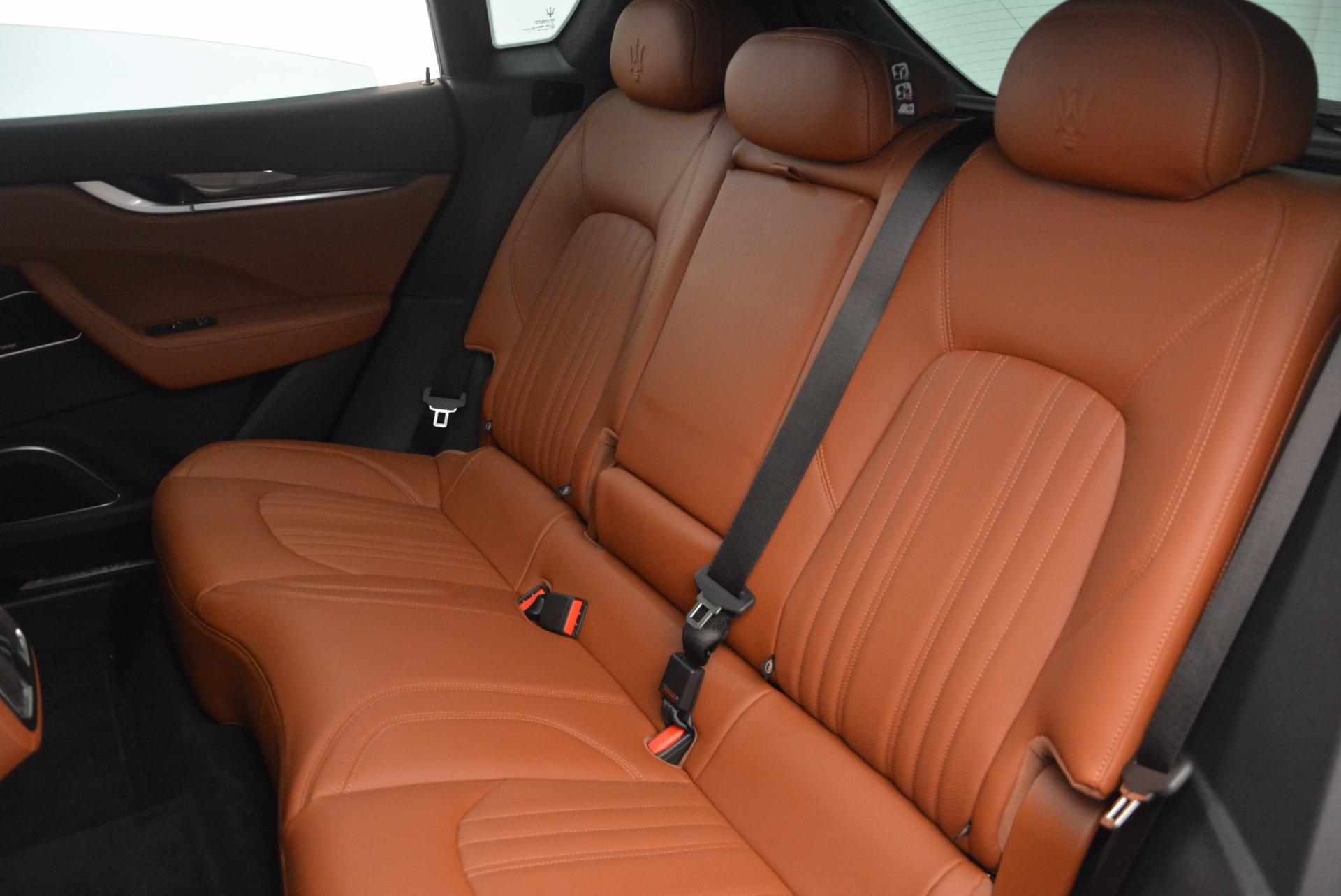 Used 2017 Maserati Levante S For Sale In Westport, CT 752_p25